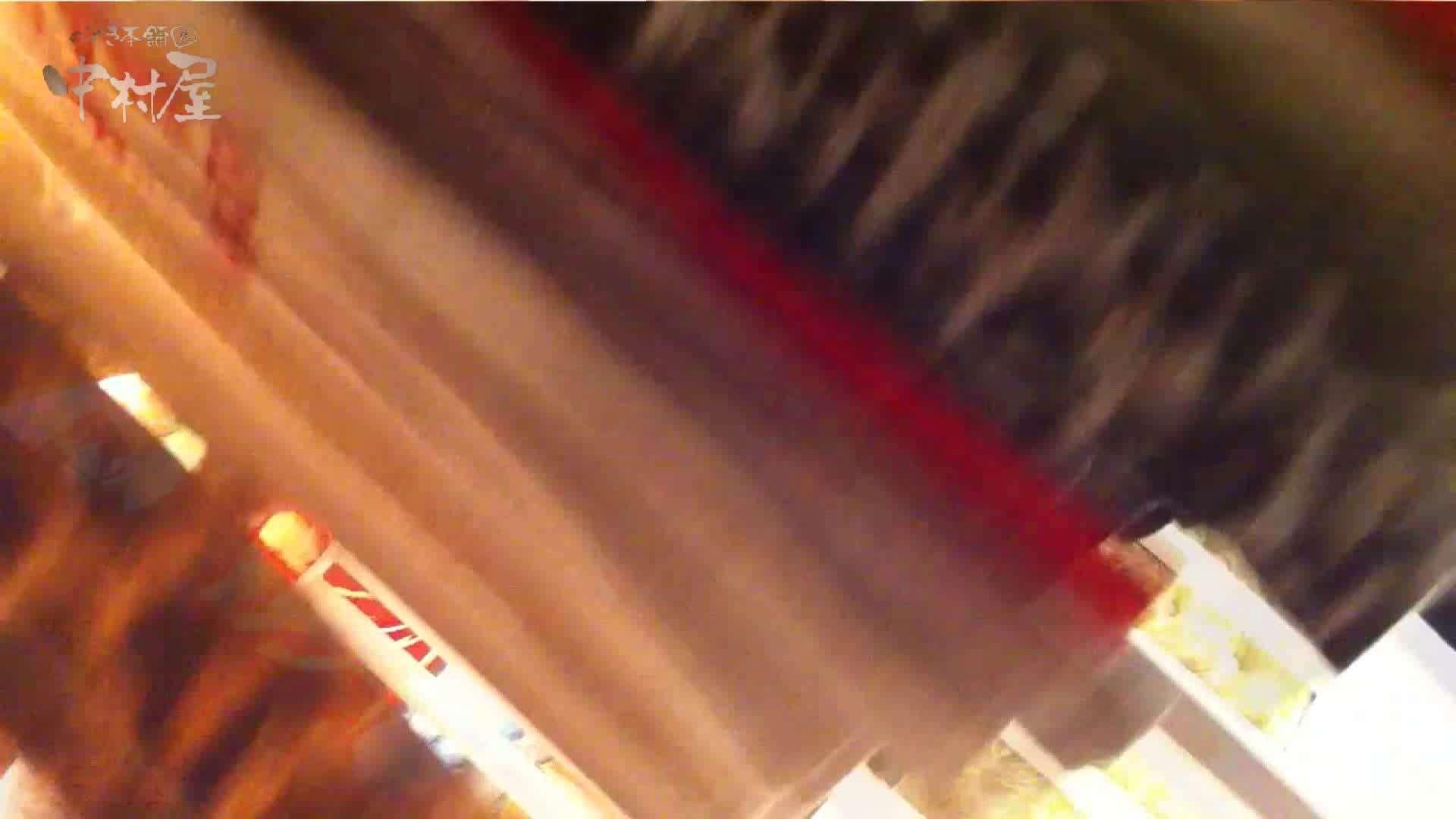 vol.75 美人アパレル胸チラ&パンチラ きれいな髪のおねーさんはド派手パンツ 接写  81連発 28