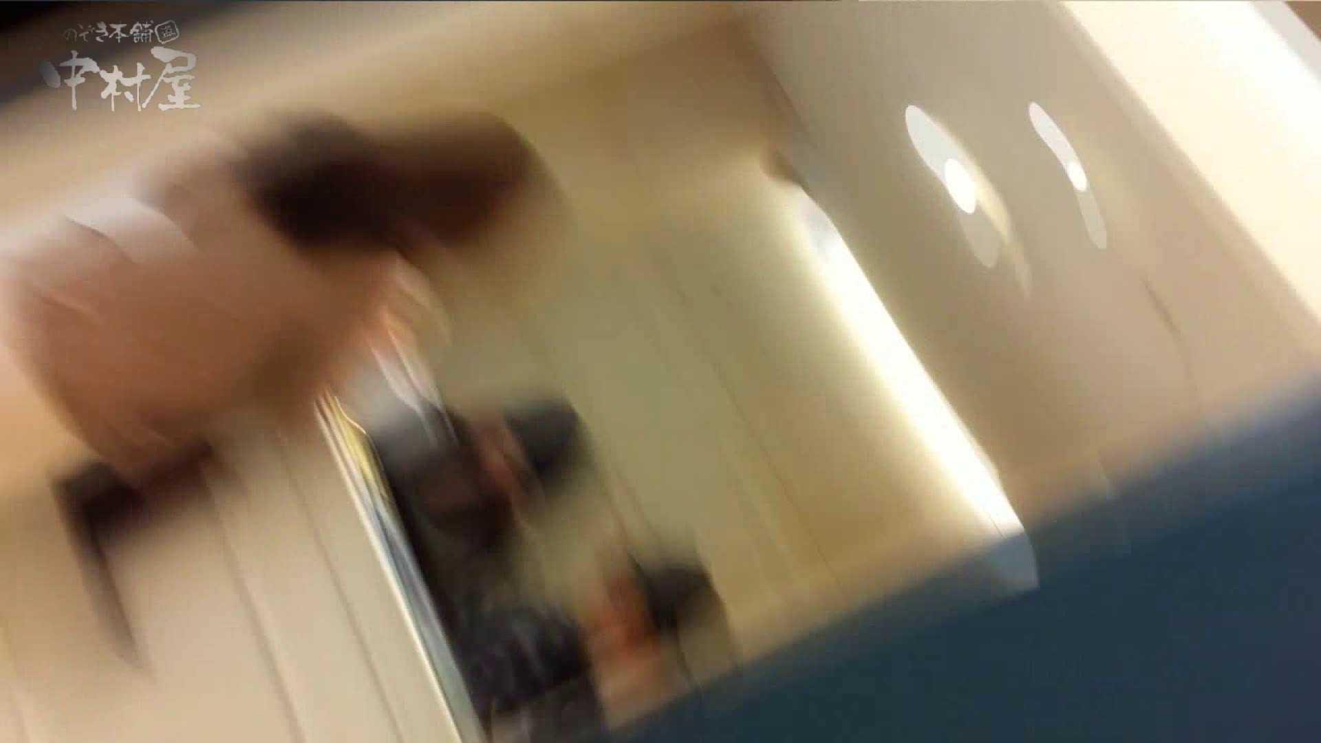 vol.75 美人アパレル胸チラ&パンチラ きれいな髪のおねーさんはド派手パンツ パンチラ 盗撮ワレメ無修正動画無料 81連発 60