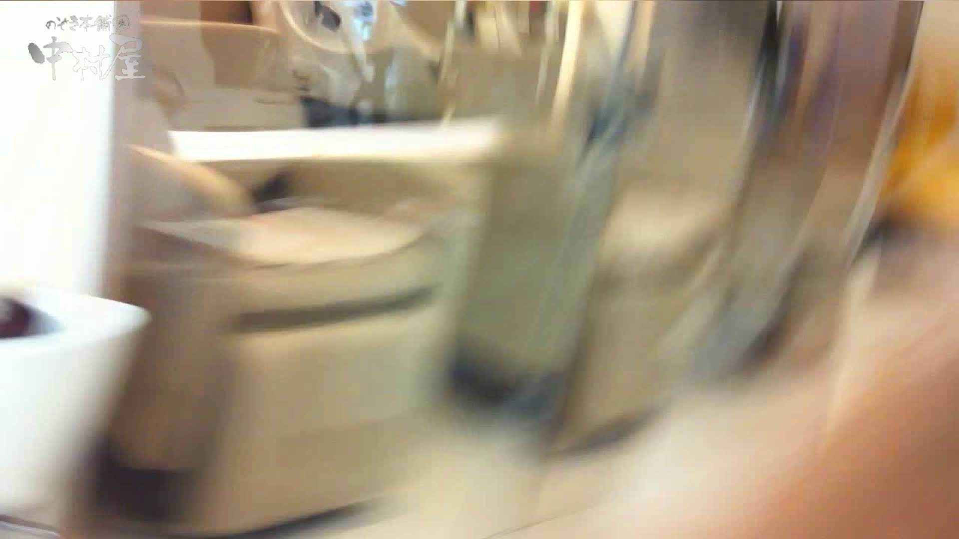 vol.75 美人アパレル胸チラ&パンチラ きれいな髪のおねーさんはド派手パンツ 胸チラ 覗きオメコ動画キャプチャ 81連発 62