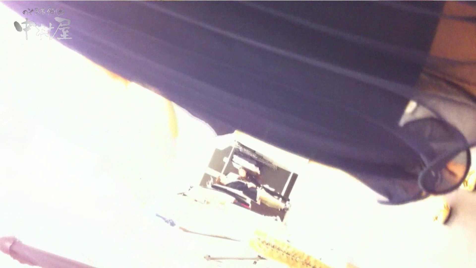 vol.75 美人アパレル胸チラ&パンチラ きれいな髪のおねーさんはド派手パンツ 胸チラ 覗きオメコ動画キャプチャ 81連発 69