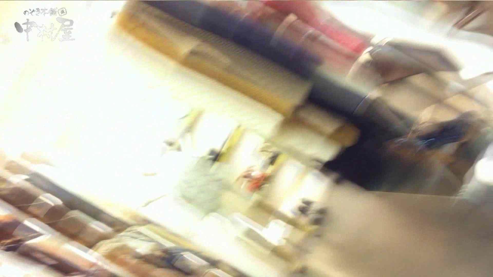 vol.75 美人アパレル胸チラ&パンチラ きれいな髪のおねーさんはド派手パンツ 接写  81連発 77