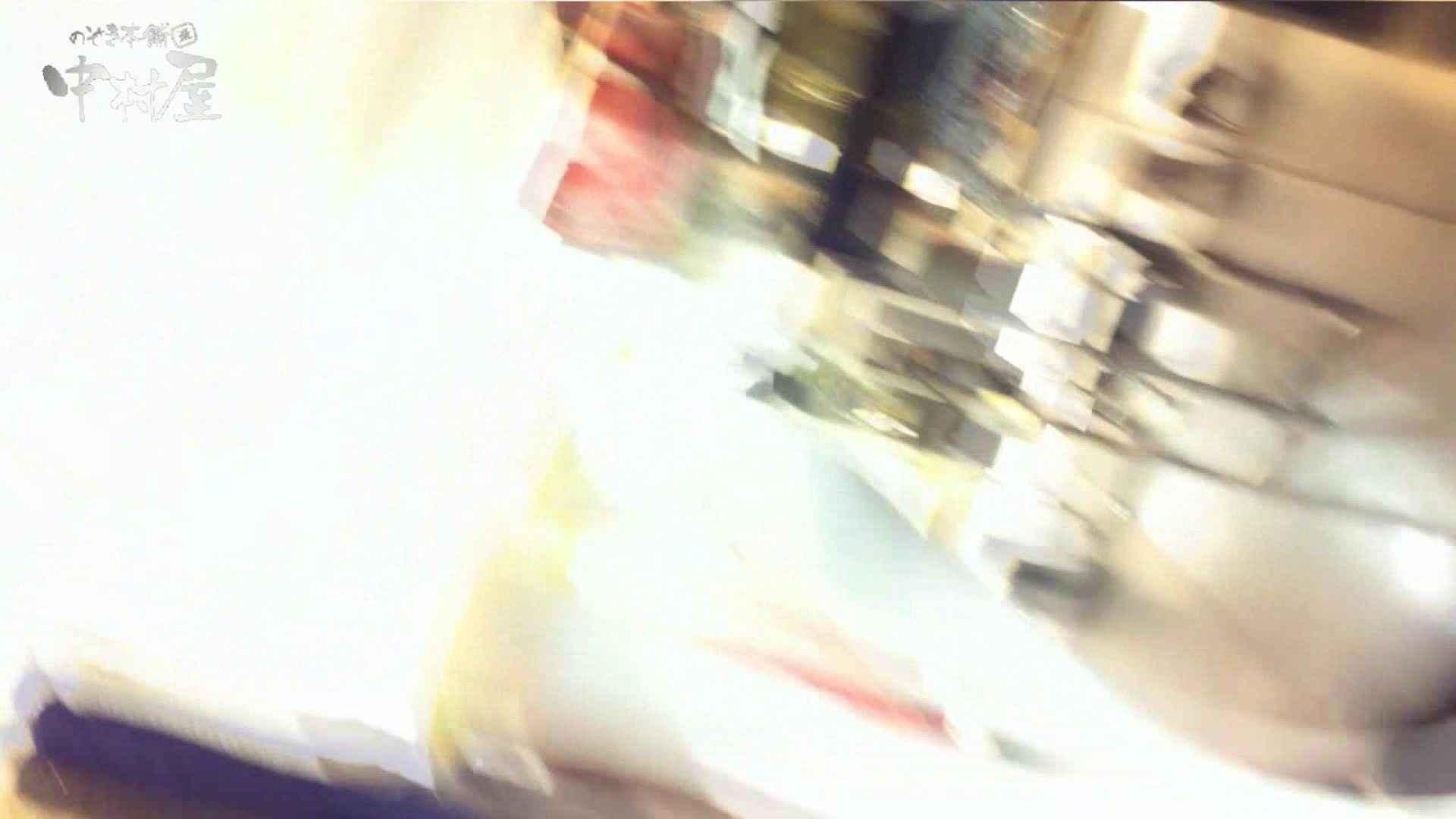 vol.75 美人アパレル胸チラ&パンチラ きれいな髪のおねーさんはド派手パンツ OL女体 おまんこ動画流出 81連発 79