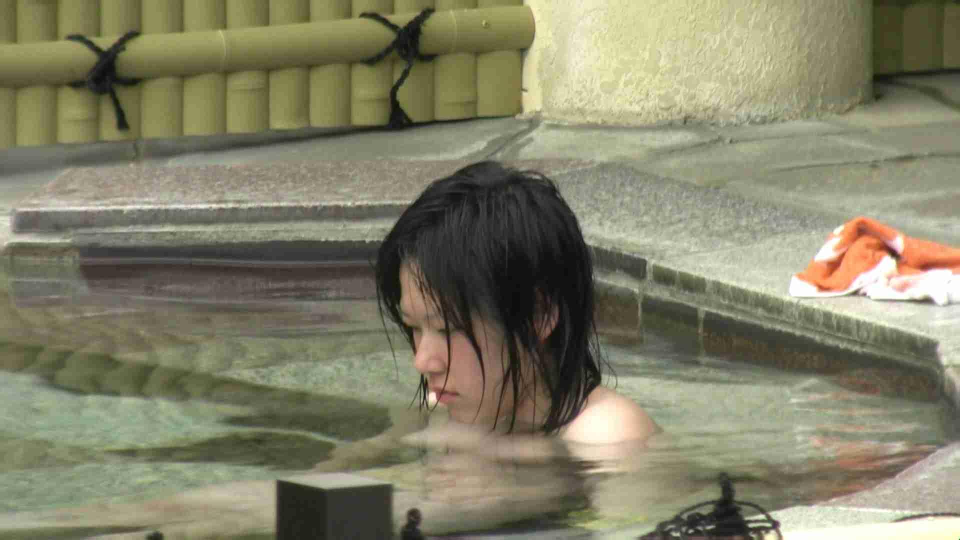 Aquaな露天風呂Vol.36 露天 のぞき動画画像 78連発 23