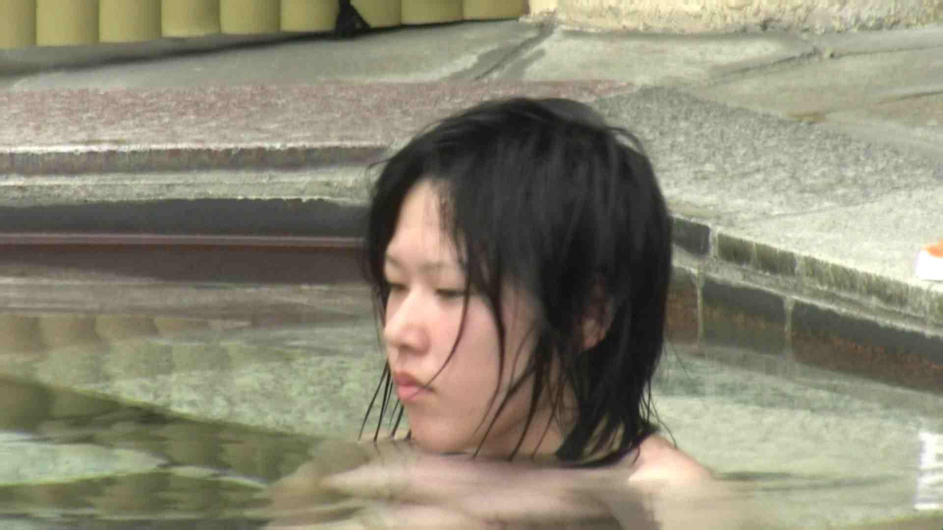 Aquaな露天風呂Vol.36 露天 のぞき動画画像 78連発 35