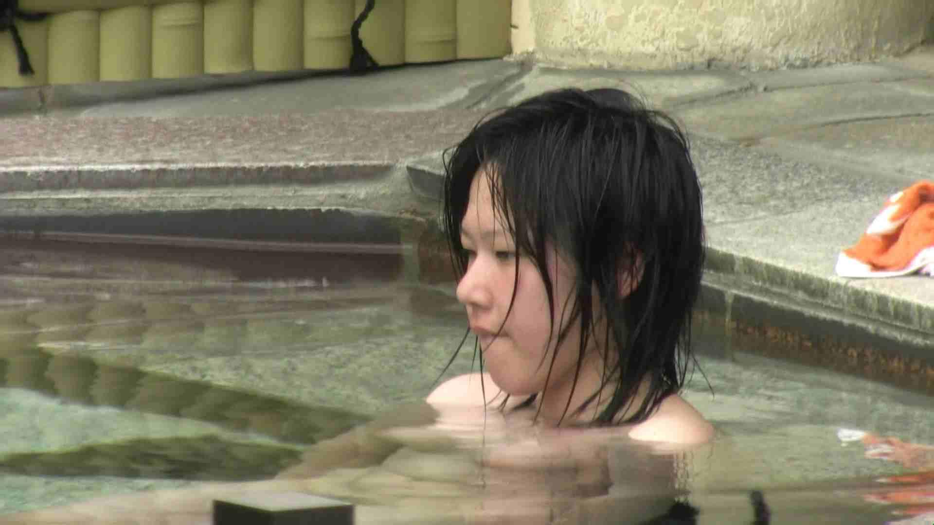 Aquaな露天風呂Vol.36 露天 のぞき動画画像 78連発 41