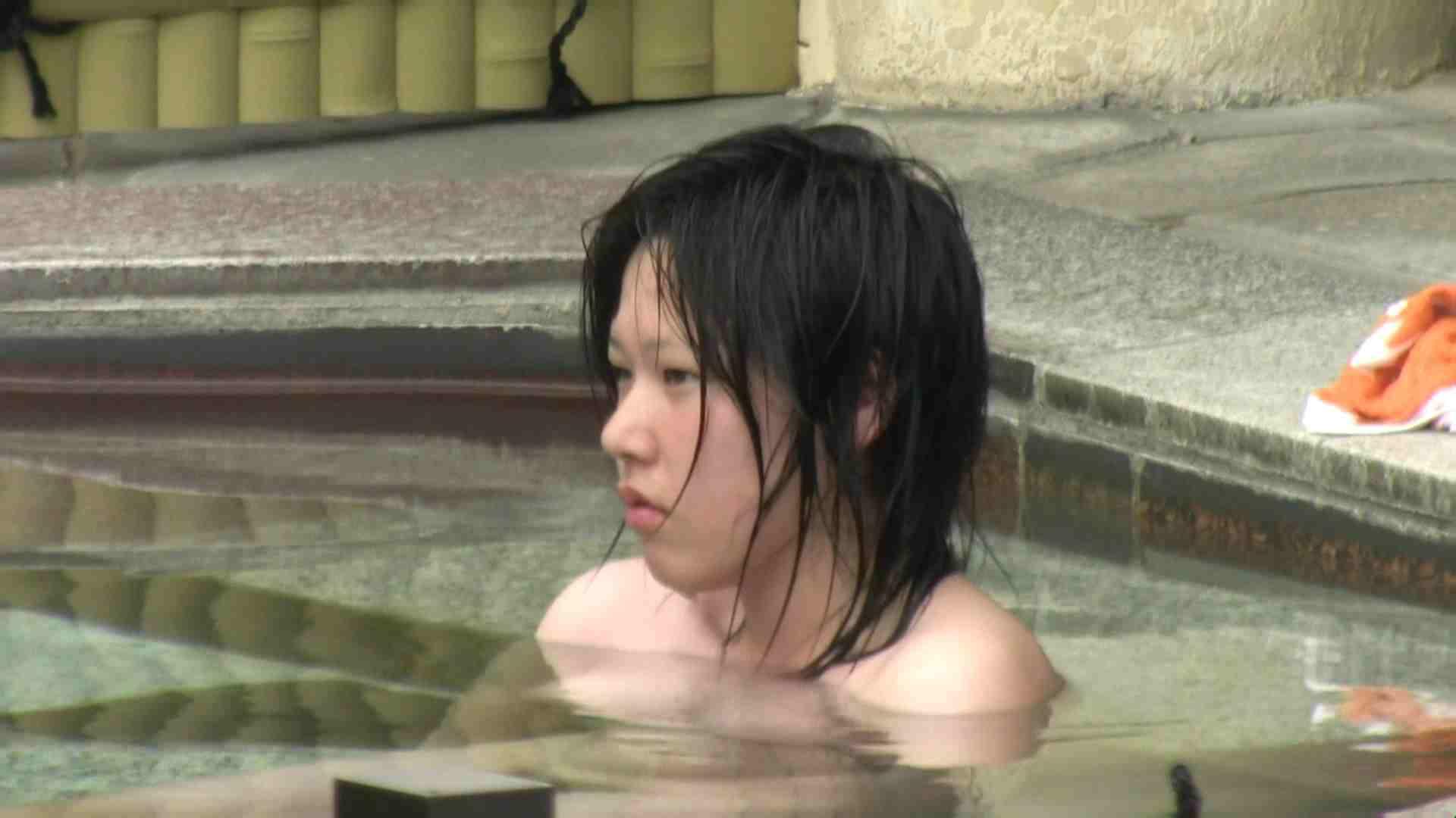 Aquaな露天風呂Vol.36 露天 のぞき動画画像 78連発 47