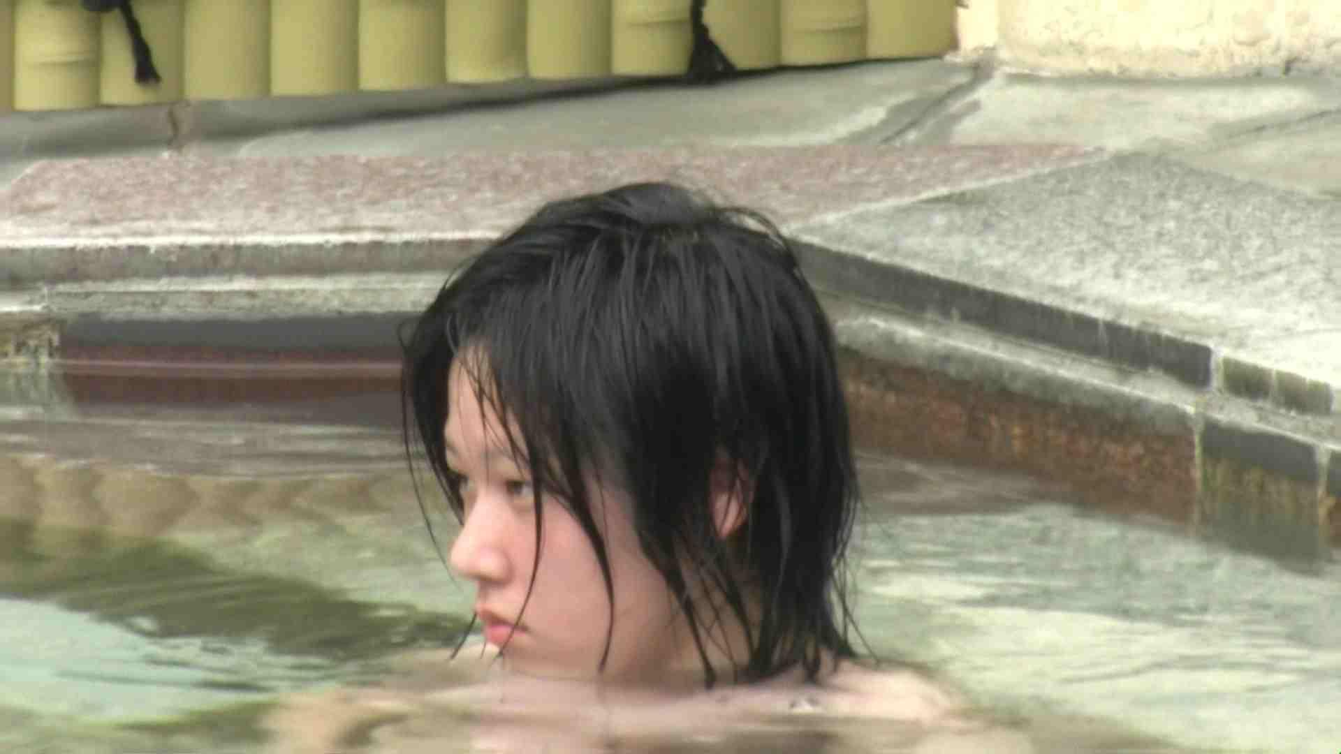 Aquaな露天風呂Vol.36 OL女体  78連発 75