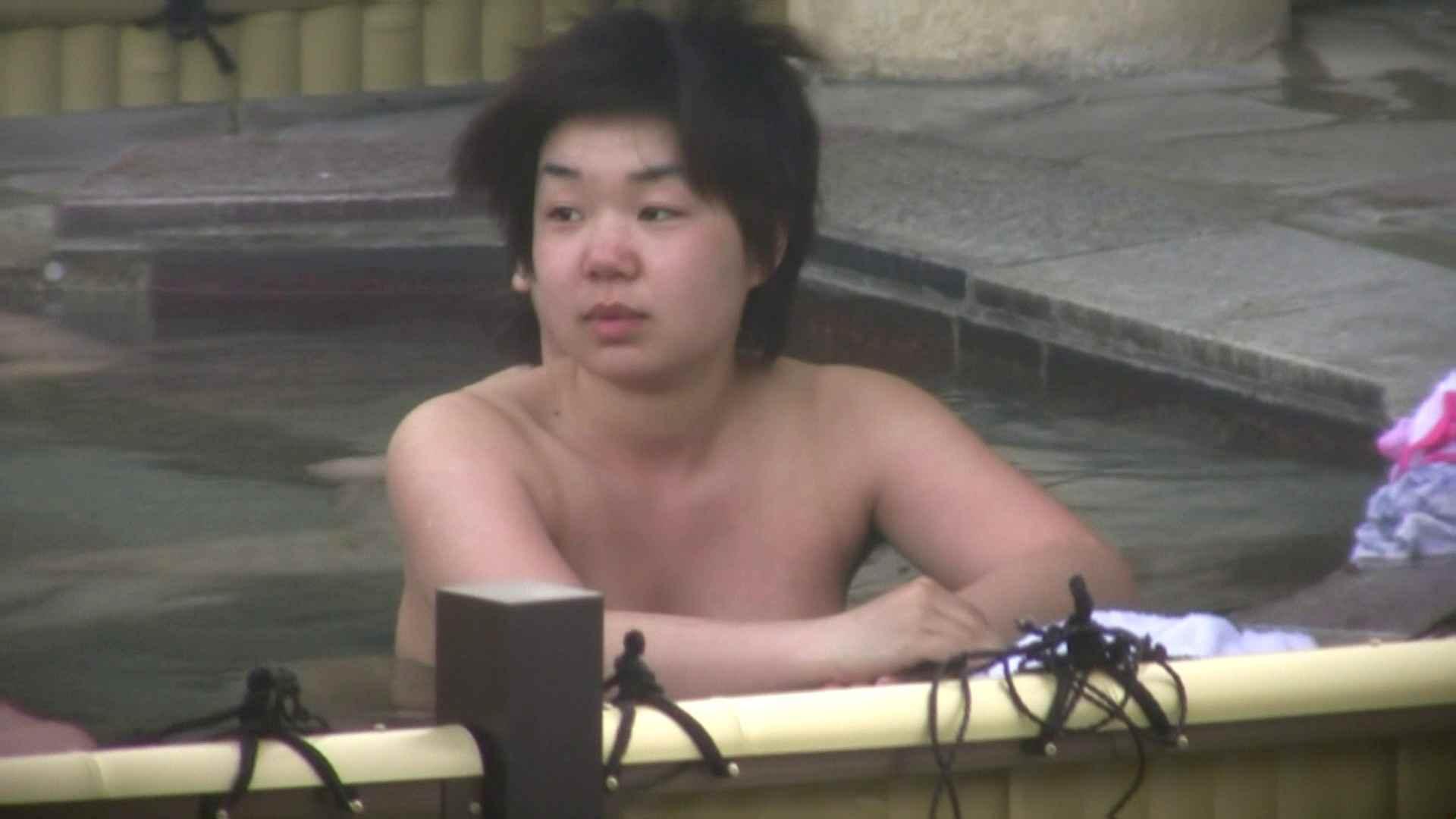 Aquaな露天風呂Vol.53【VIP限定】 女体盗撮 | OL女体  93連発 1