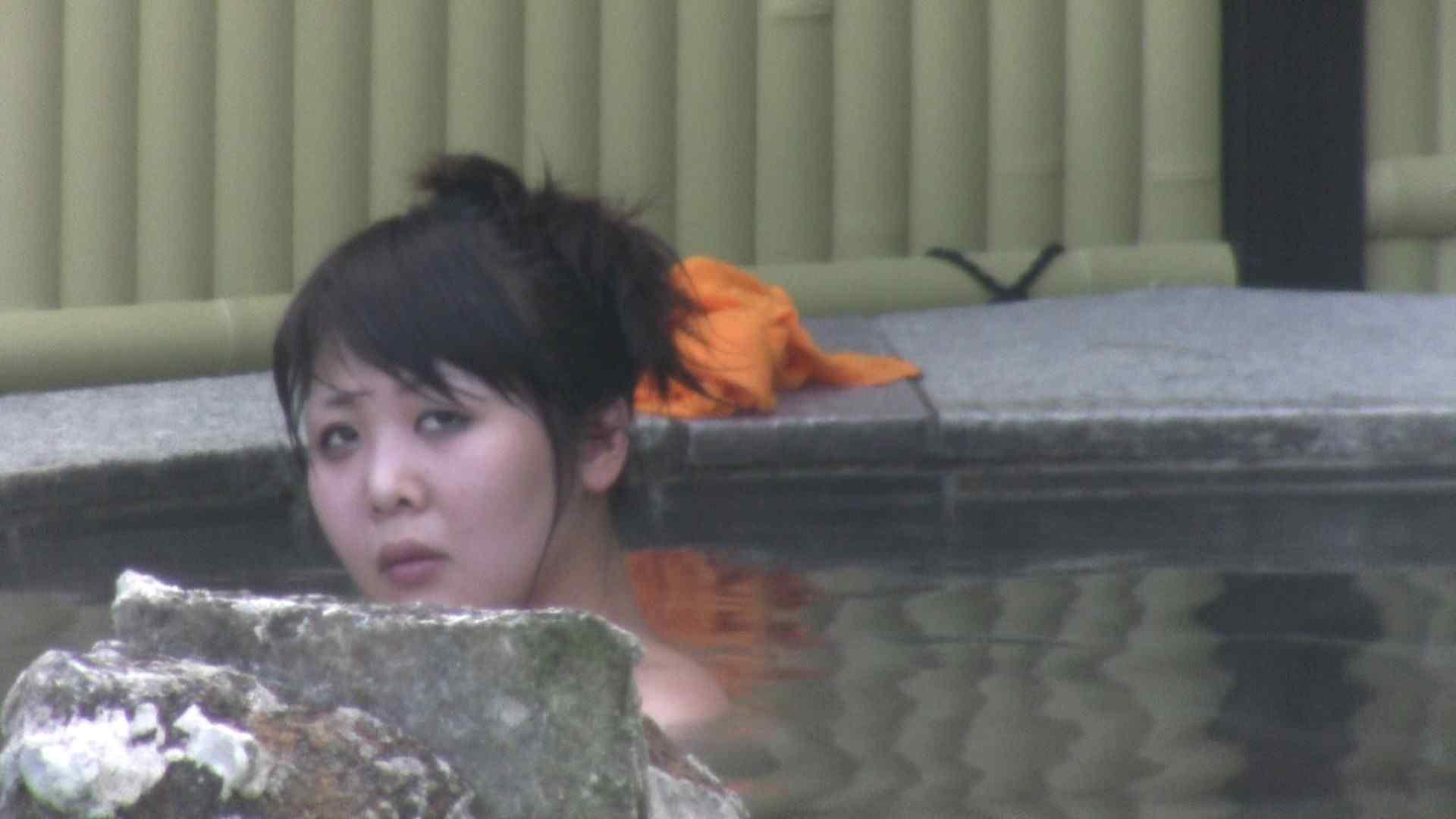 Aquaな露天風呂Vol.118 OL女体 | 露天  68連発 46