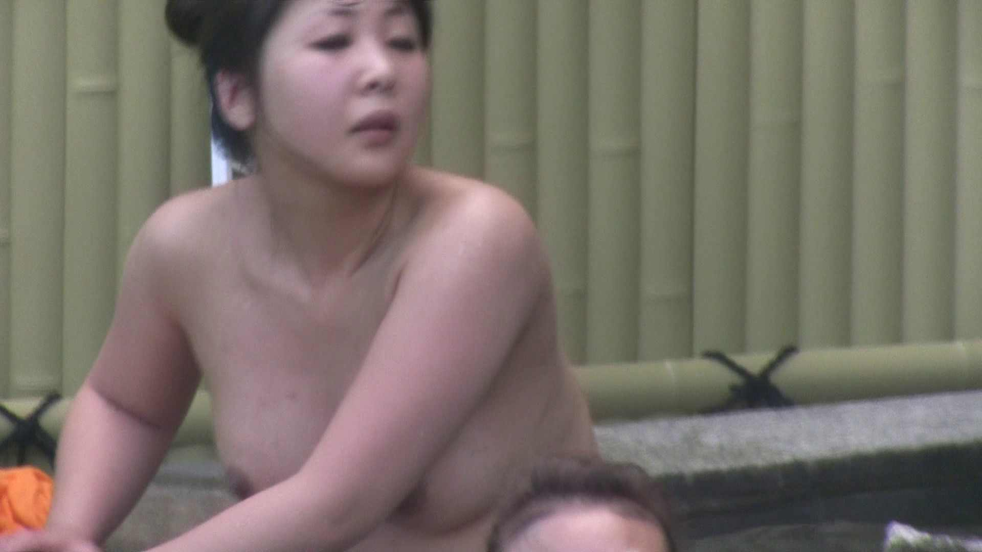 Aquaな露天風呂Vol.118 OL女体  68連発 57