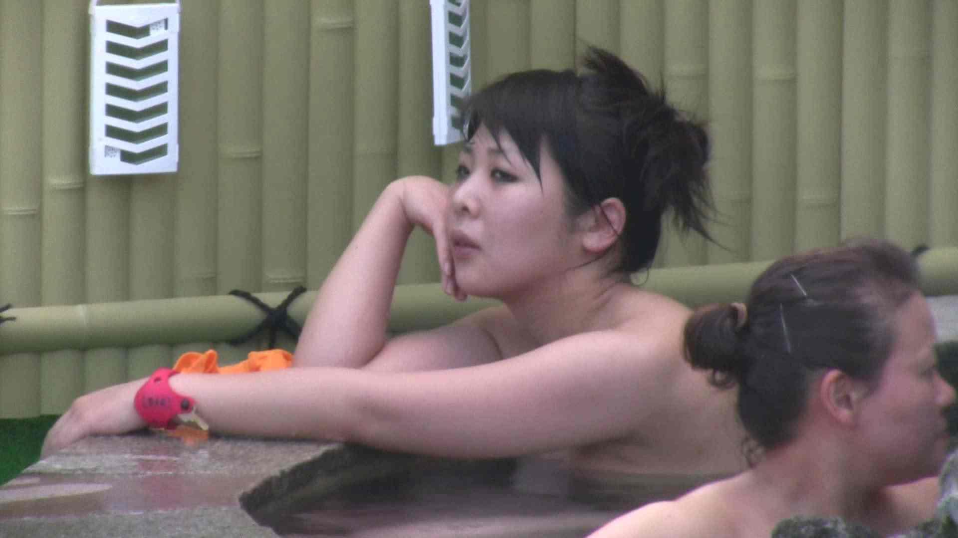 Aquaな露天風呂Vol.118 OL女体  68連発 60