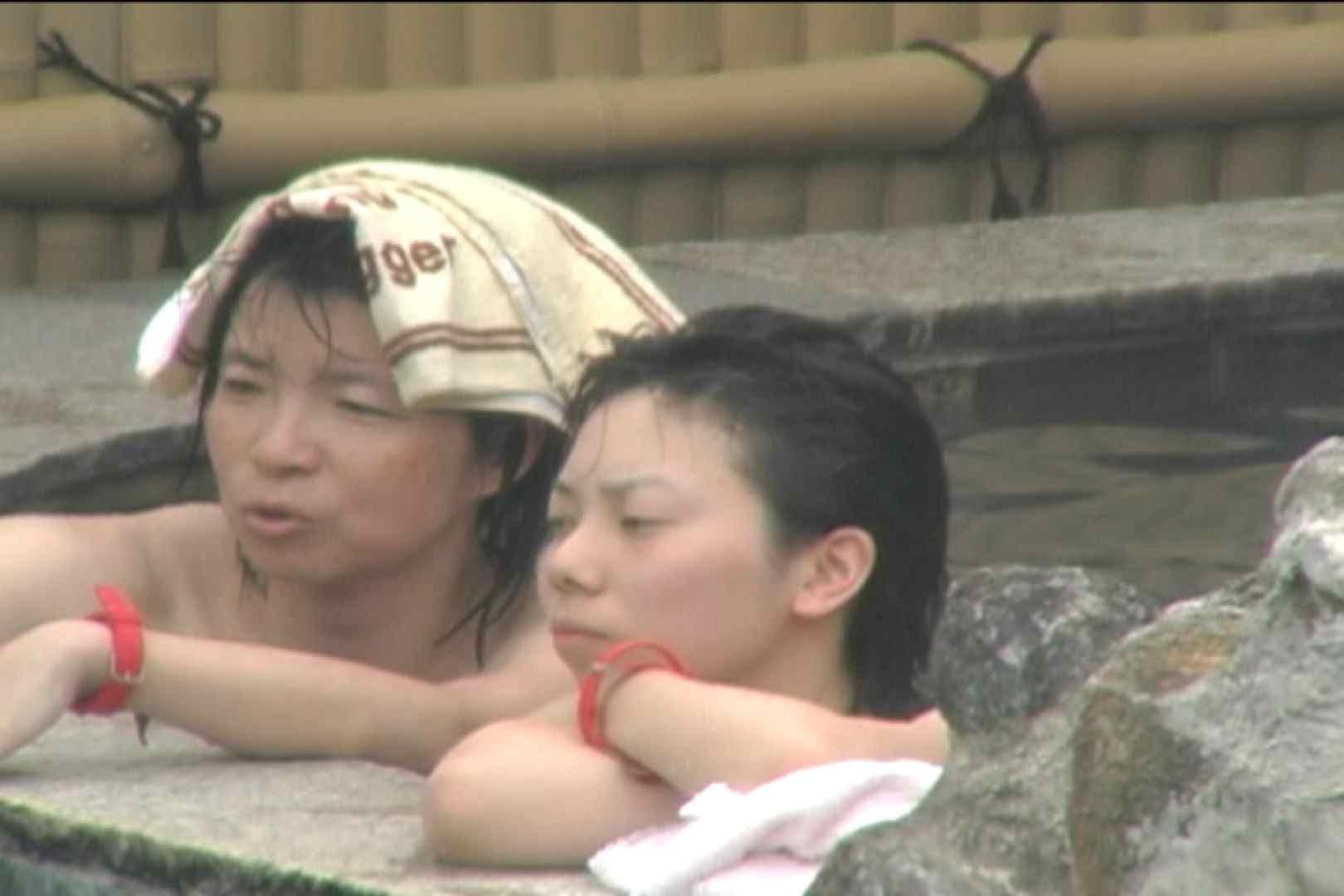 Aquaな露天風呂Vol.122 女体盗撮 覗きおまんこ画像 77連発 2