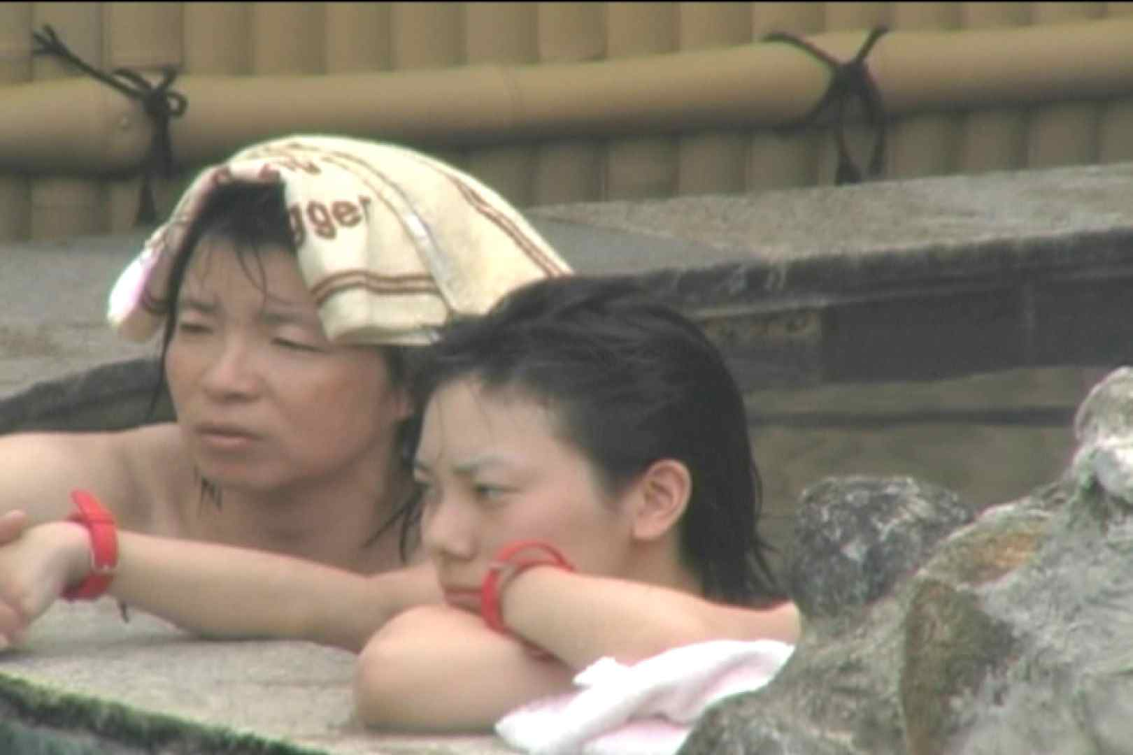 Aquaな露天風呂Vol.122 露天  77連発 3
