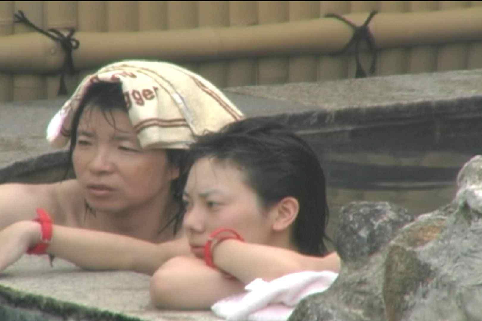 Aquaな露天風呂Vol.122 露天 | OL女体  77連発 4