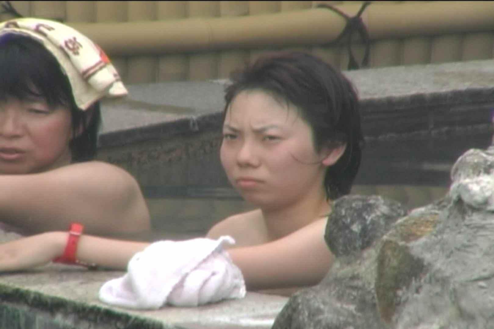 Aquaな露天風呂Vol.122 女体盗撮 覗きおまんこ画像 77連発 14