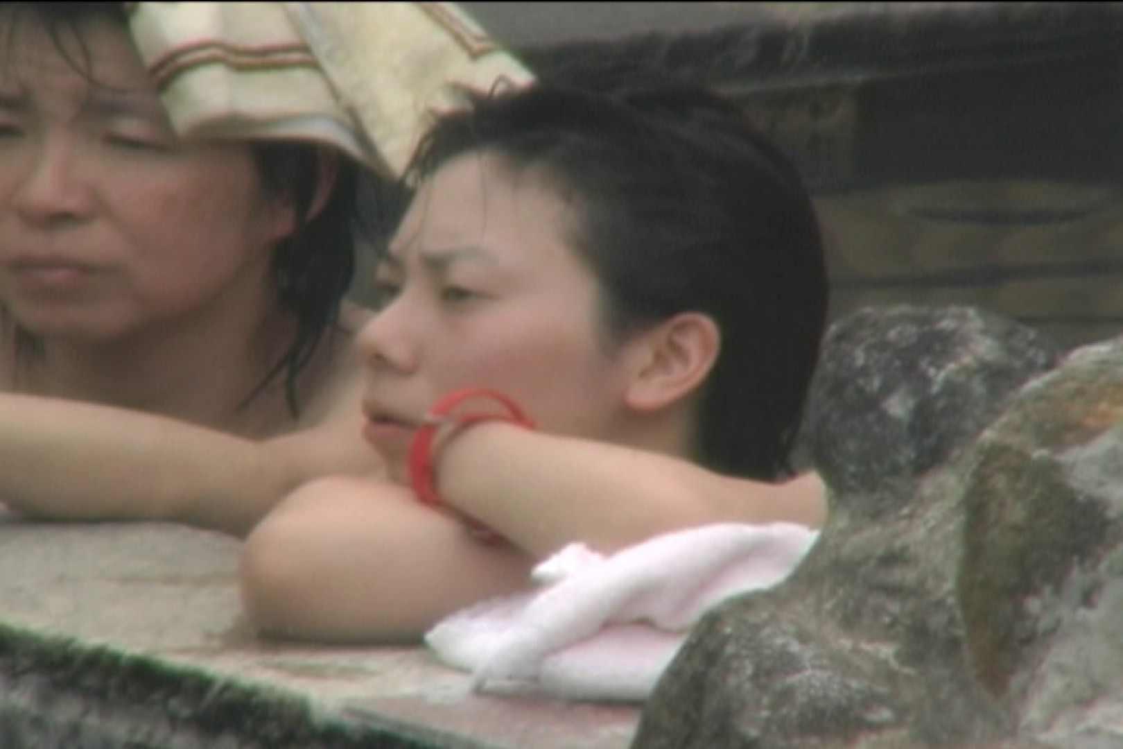 Aquaな露天風呂Vol.122 女体盗撮 覗きおまんこ画像 77連発 23