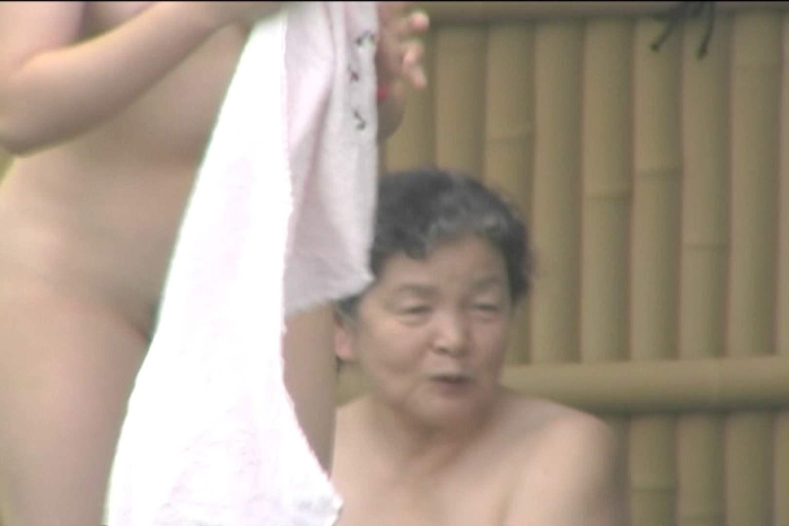 Aquaな露天風呂Vol.122 露天 | OL女体  77連発 46