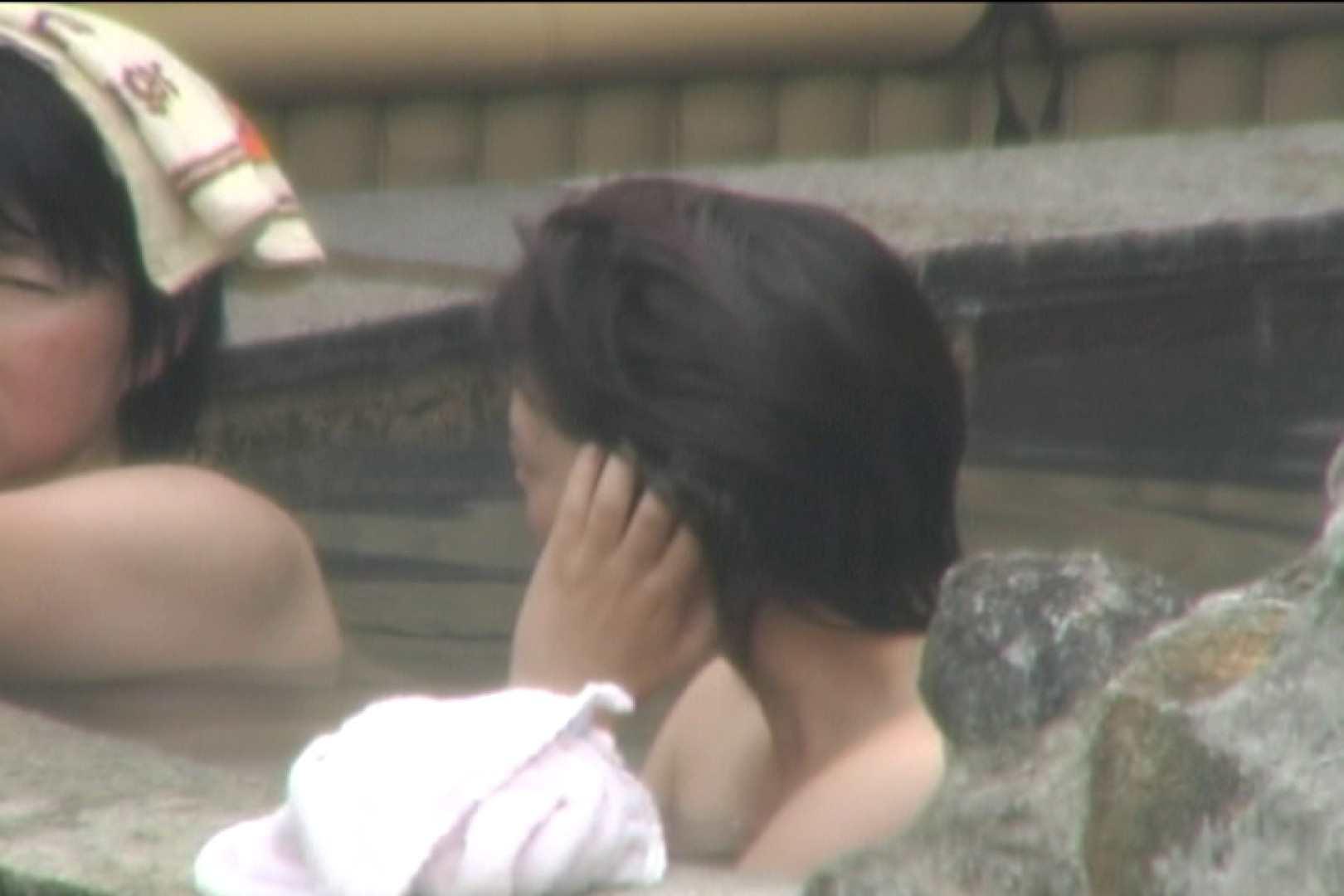 Aquaな露天風呂Vol.122 女体盗撮 覗きおまんこ画像 77連発 62