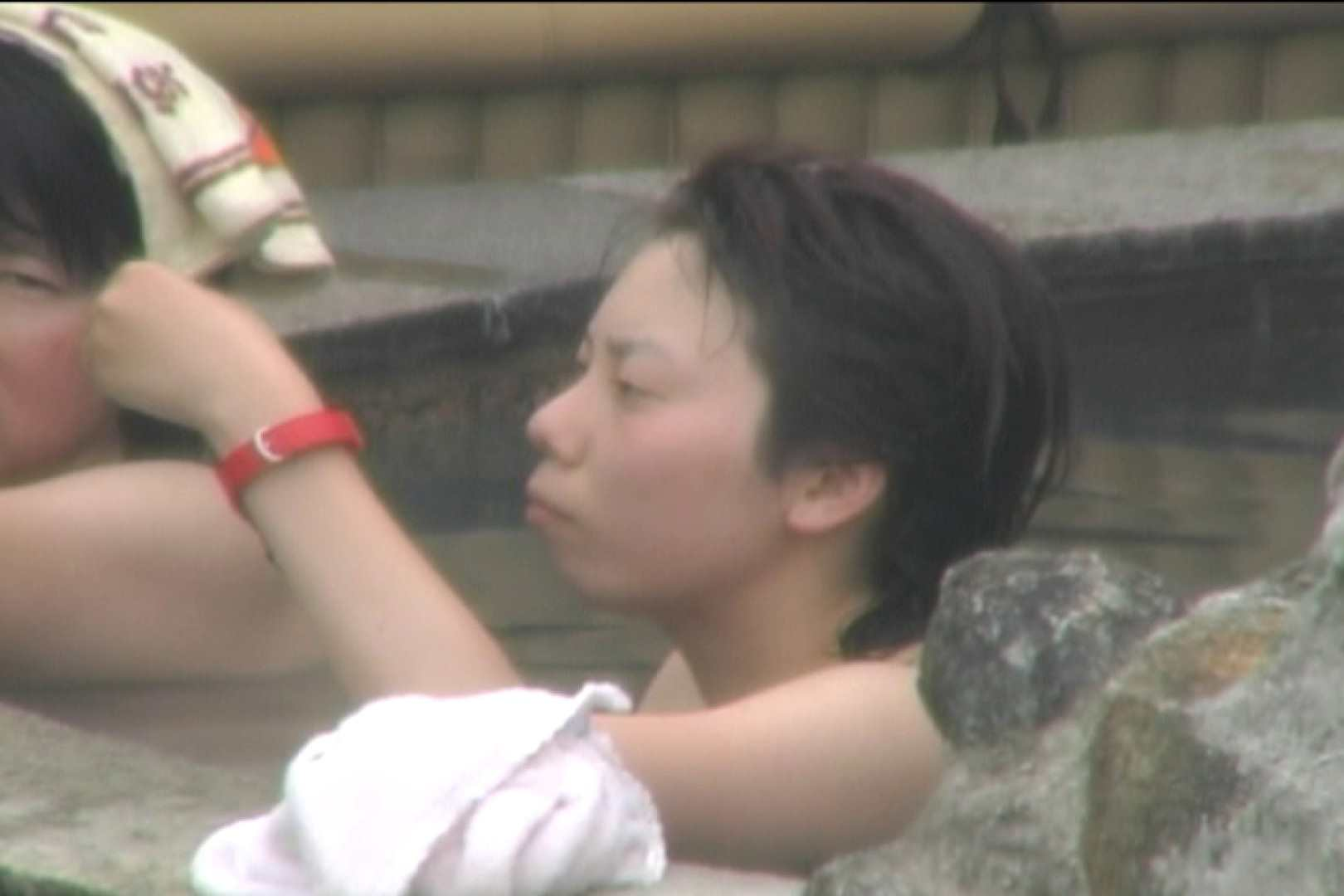 Aquaな露天風呂Vol.122 女体盗撮 覗きおまんこ画像 77連発 65