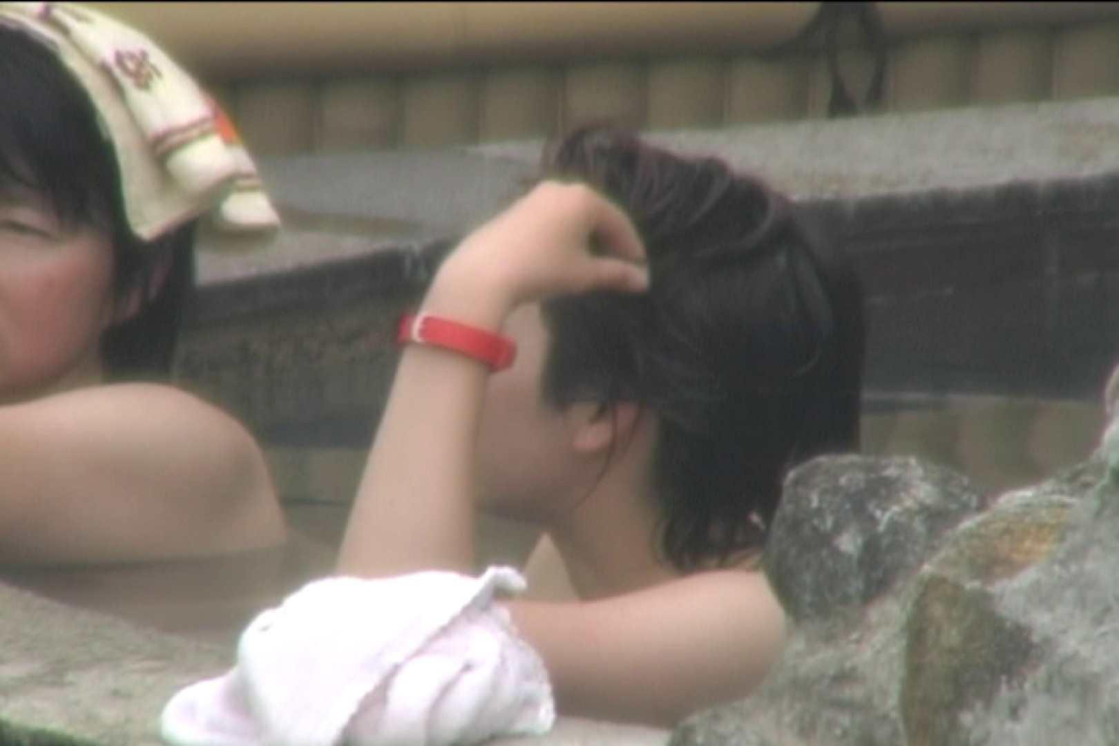 Aquaな露天風呂Vol.122 露天 | OL女体  77連発 70