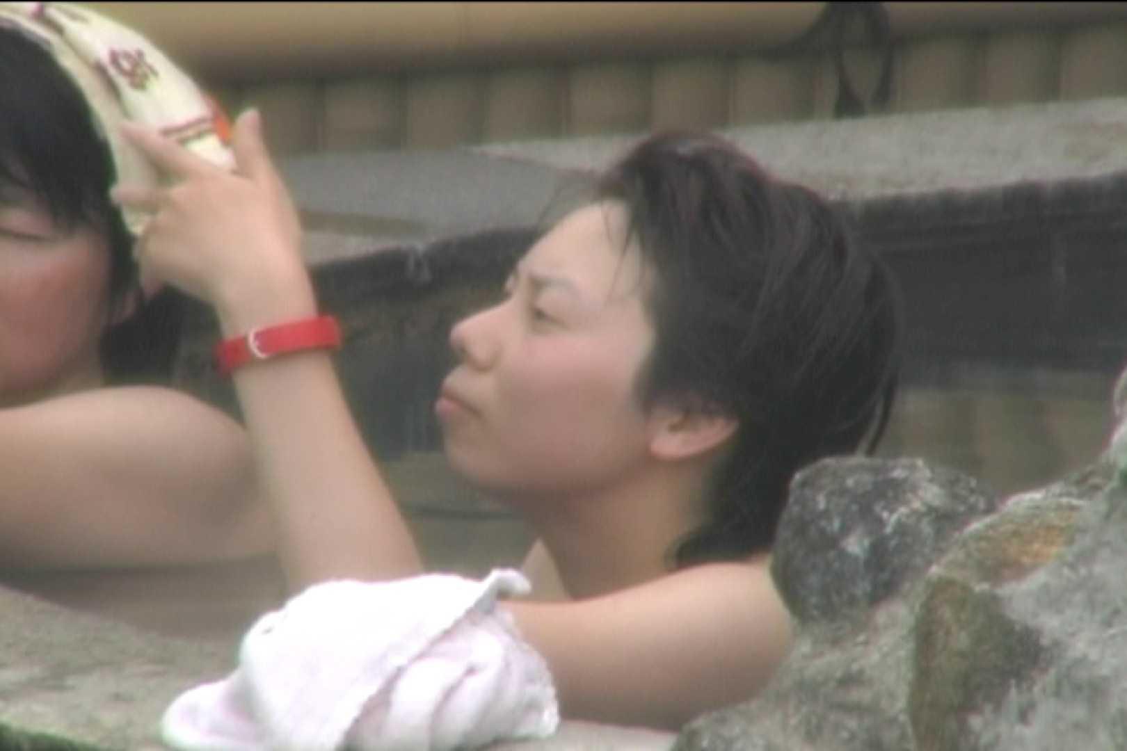 Aquaな露天風呂Vol.122 女体盗撮 覗きおまんこ画像 77連発 71