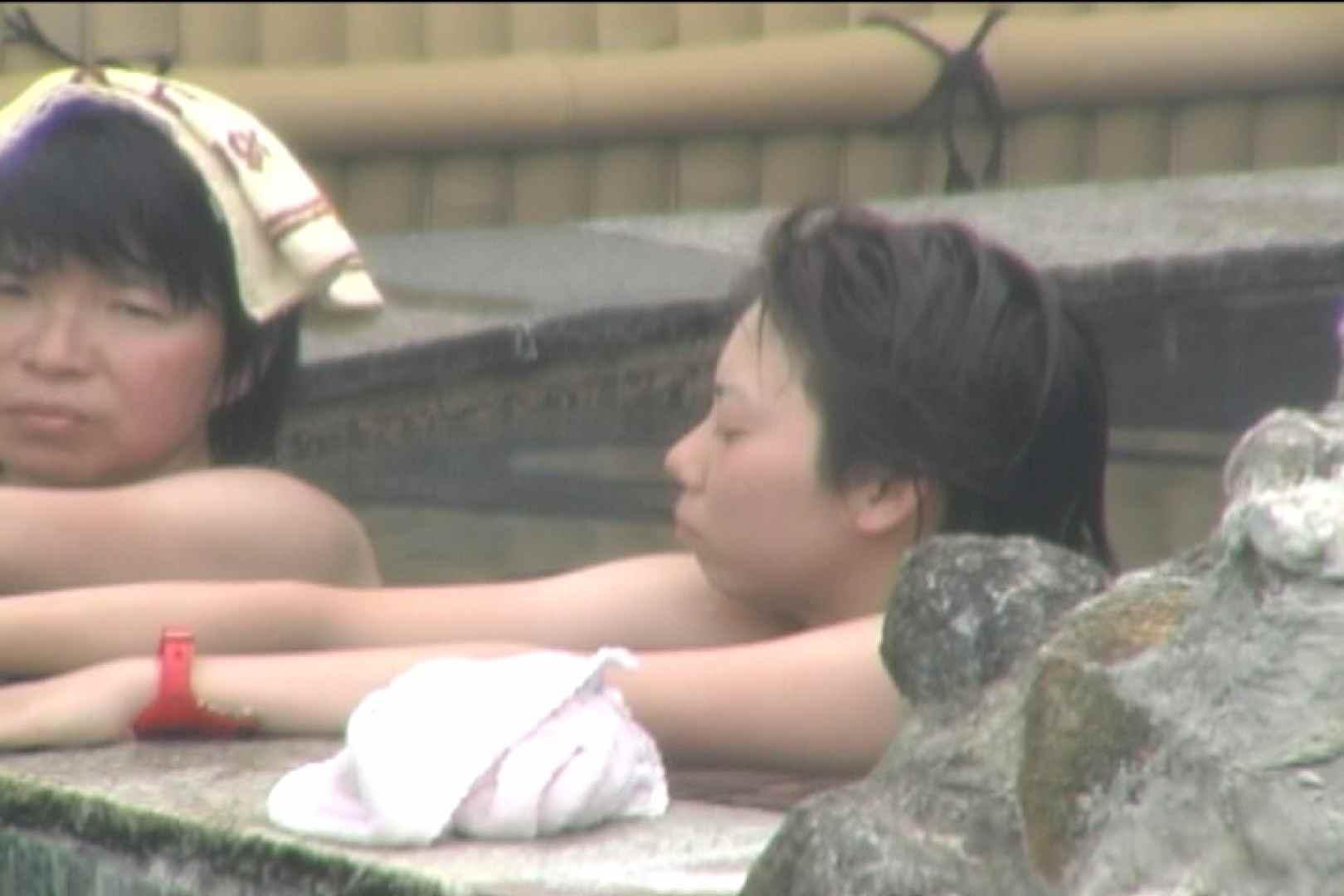Aquaな露天風呂Vol.122 露天  77連発 75