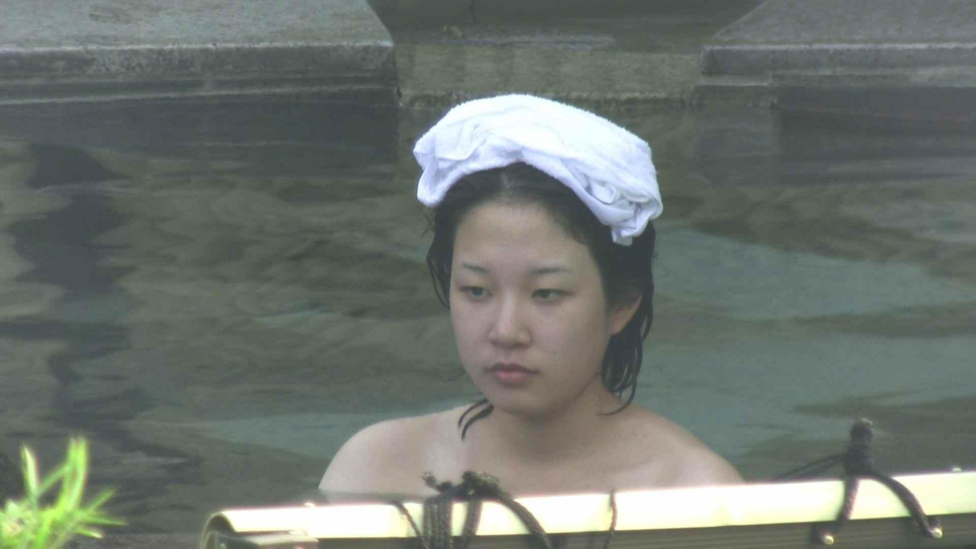 Aquaな露天風呂Vol.172 女体盗撮   露天  60連発 25