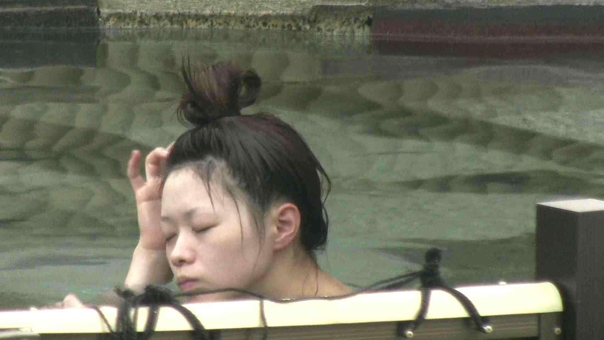 Aquaな露天風呂Vol.189 女体盗撮   露天  80連発 22