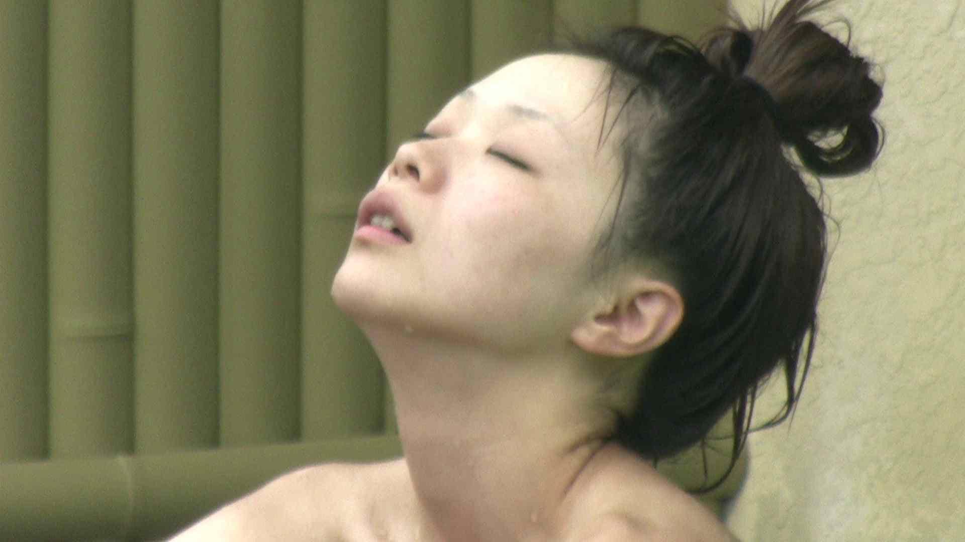 Aquaな露天風呂Vol.189 女体盗撮   露天  80連発 46