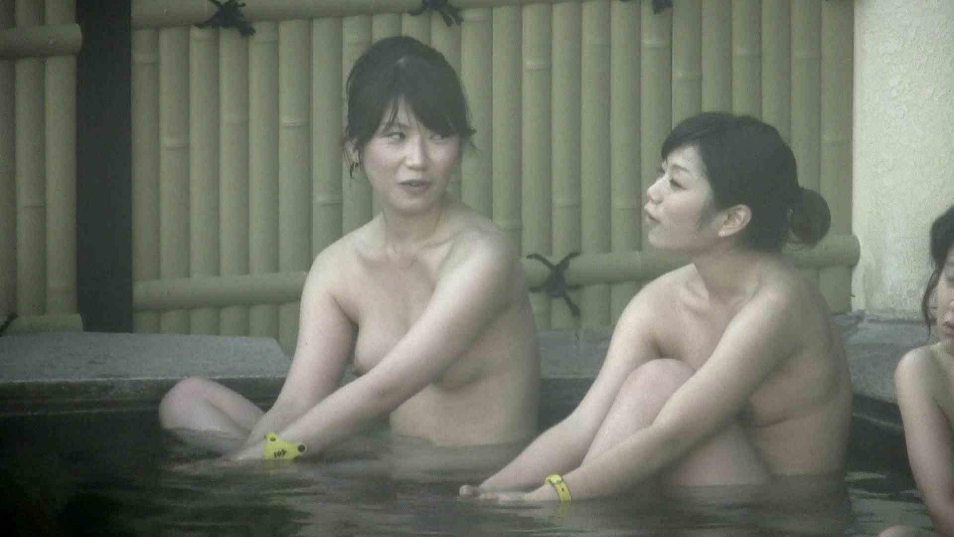 Aquaな露天風呂Vol.206 女体盗撮   露天  80連発 7