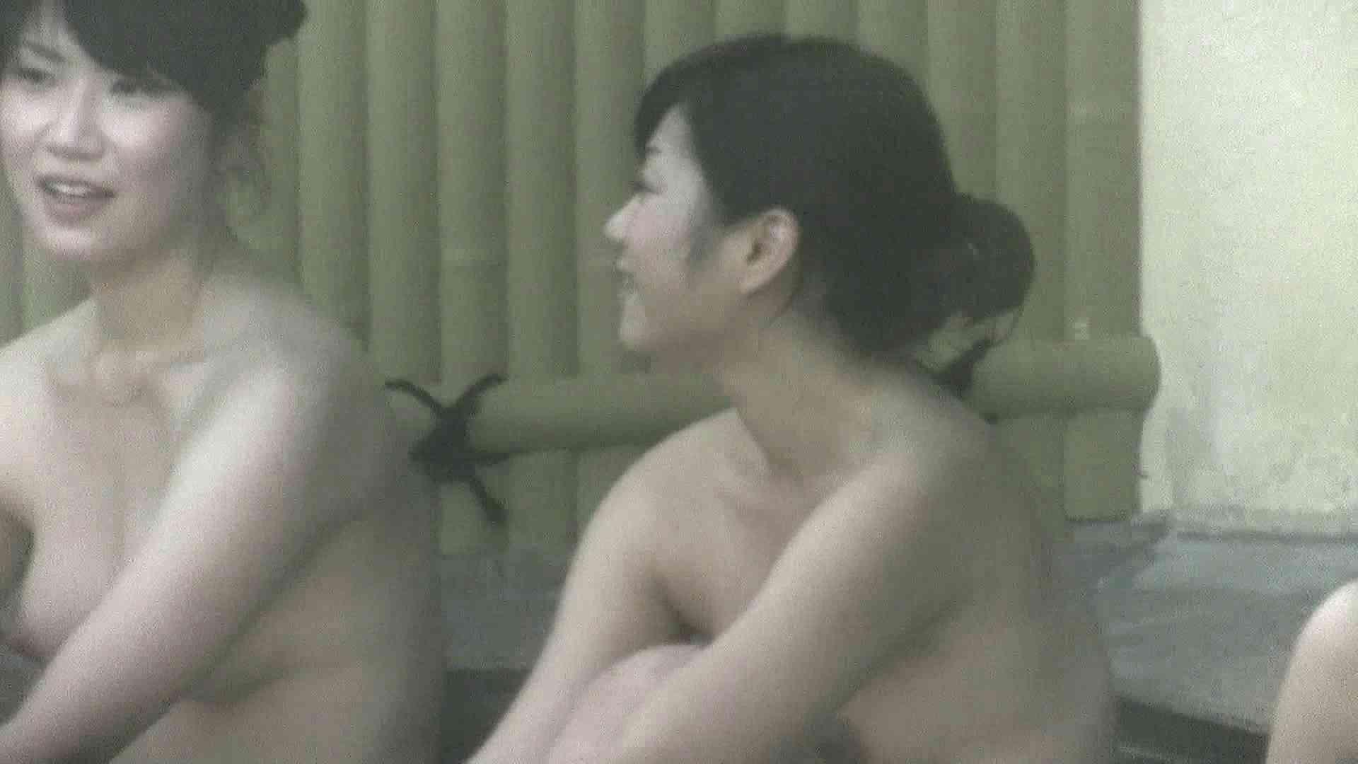 Aquaな露天風呂Vol.206 女体盗撮   露天  80連発 19