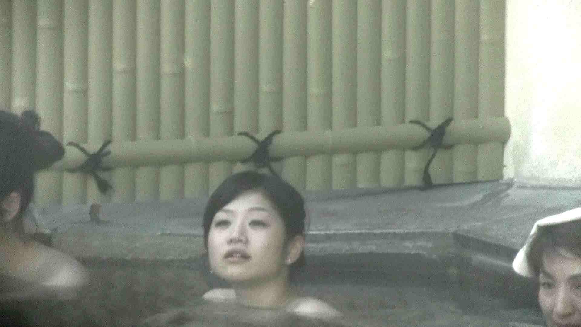 Aquaな露天風呂Vol.206 女体盗撮   露天  80連発 34