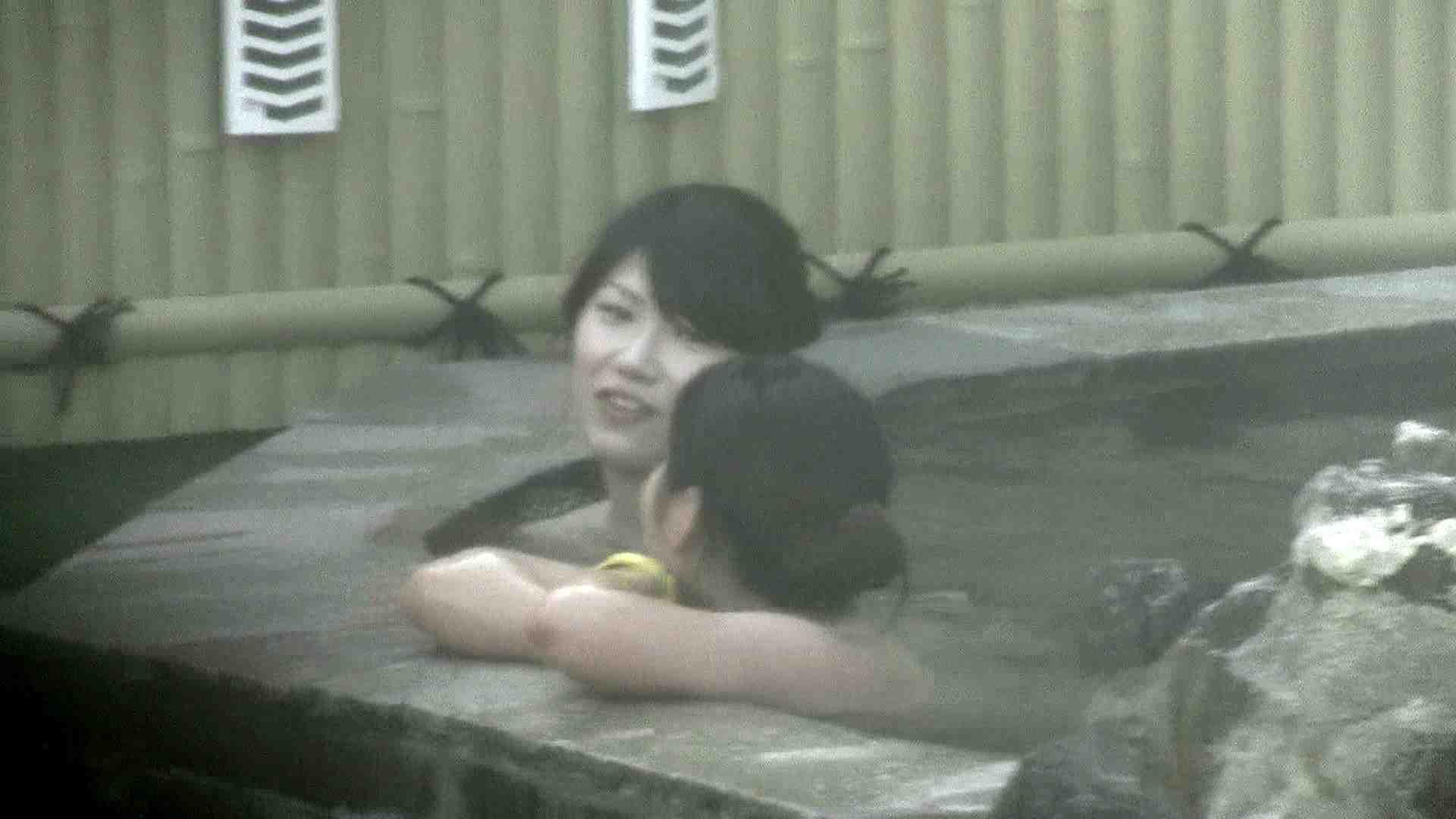 Aquaな露天風呂Vol.206 女体盗撮   露天  80連発 40