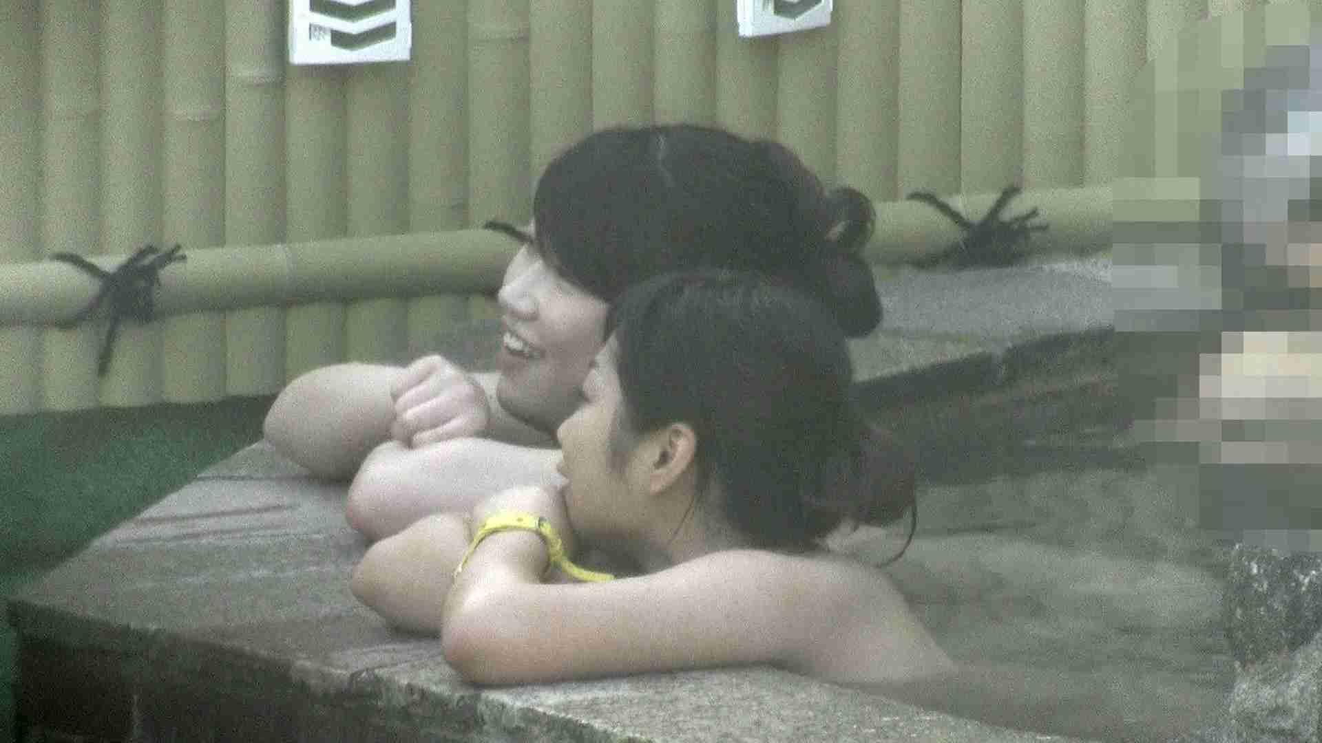 Aquaな露天風呂Vol.206 女体盗撮  80連発 42