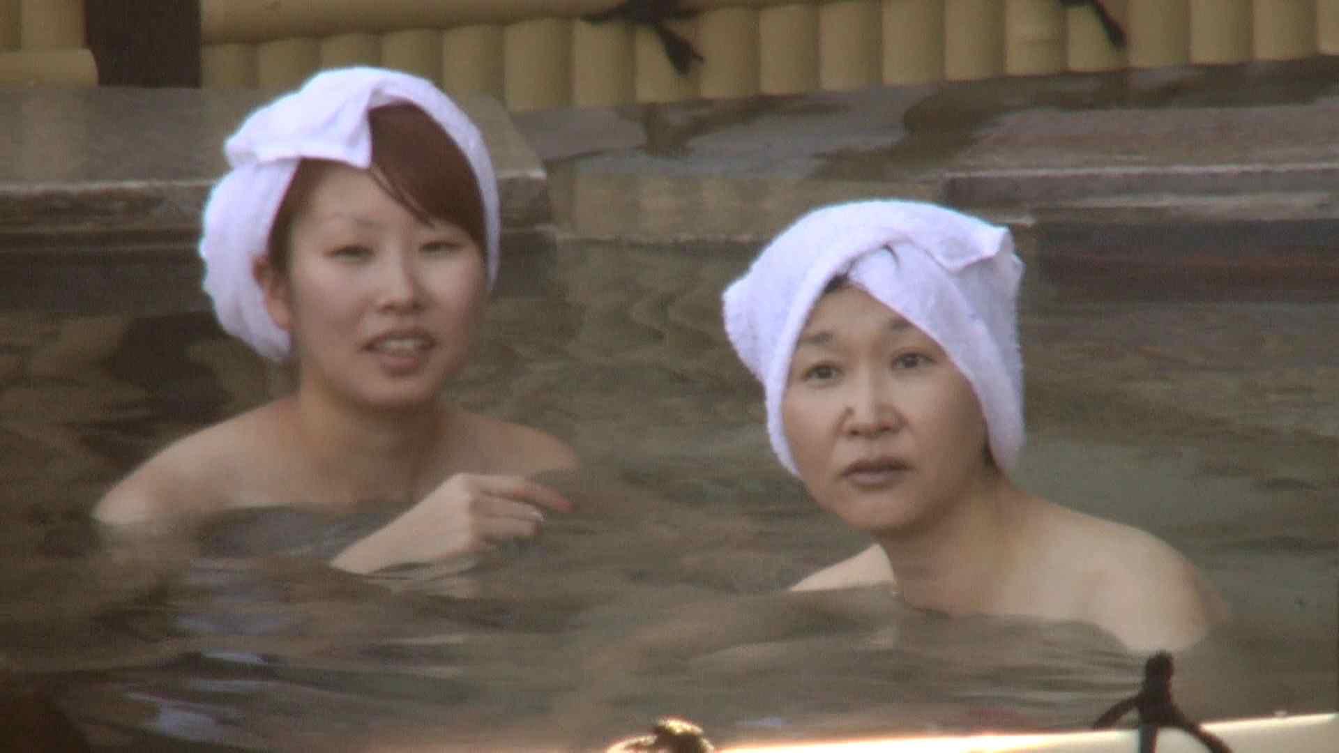 Aquaな露天風呂Vol.210 OL女体  49連発 21