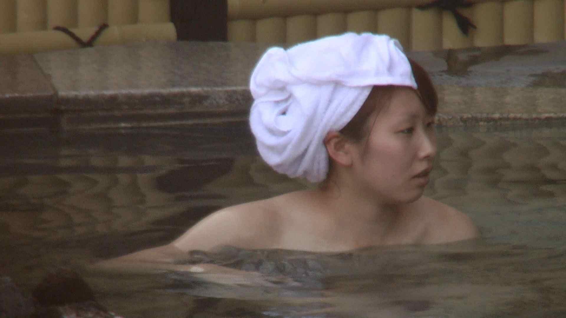 Aquaな露天風呂Vol.210 OL女体   露天  49連発 25