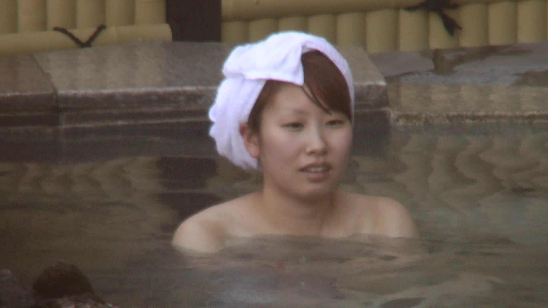 Aquaな露天風呂Vol.210 OL女体  49連発 27