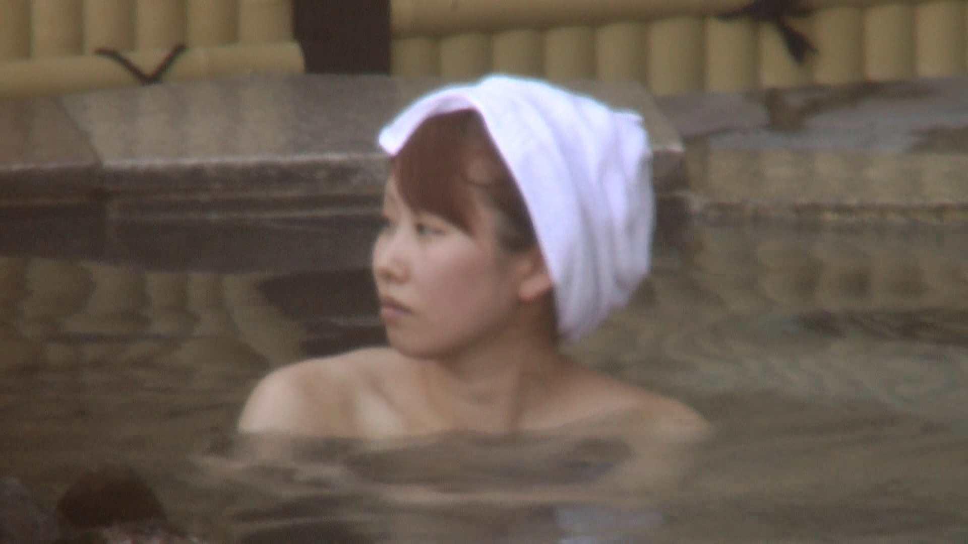 Aquaな露天風呂Vol.210 OL女体   露天  49連発 28