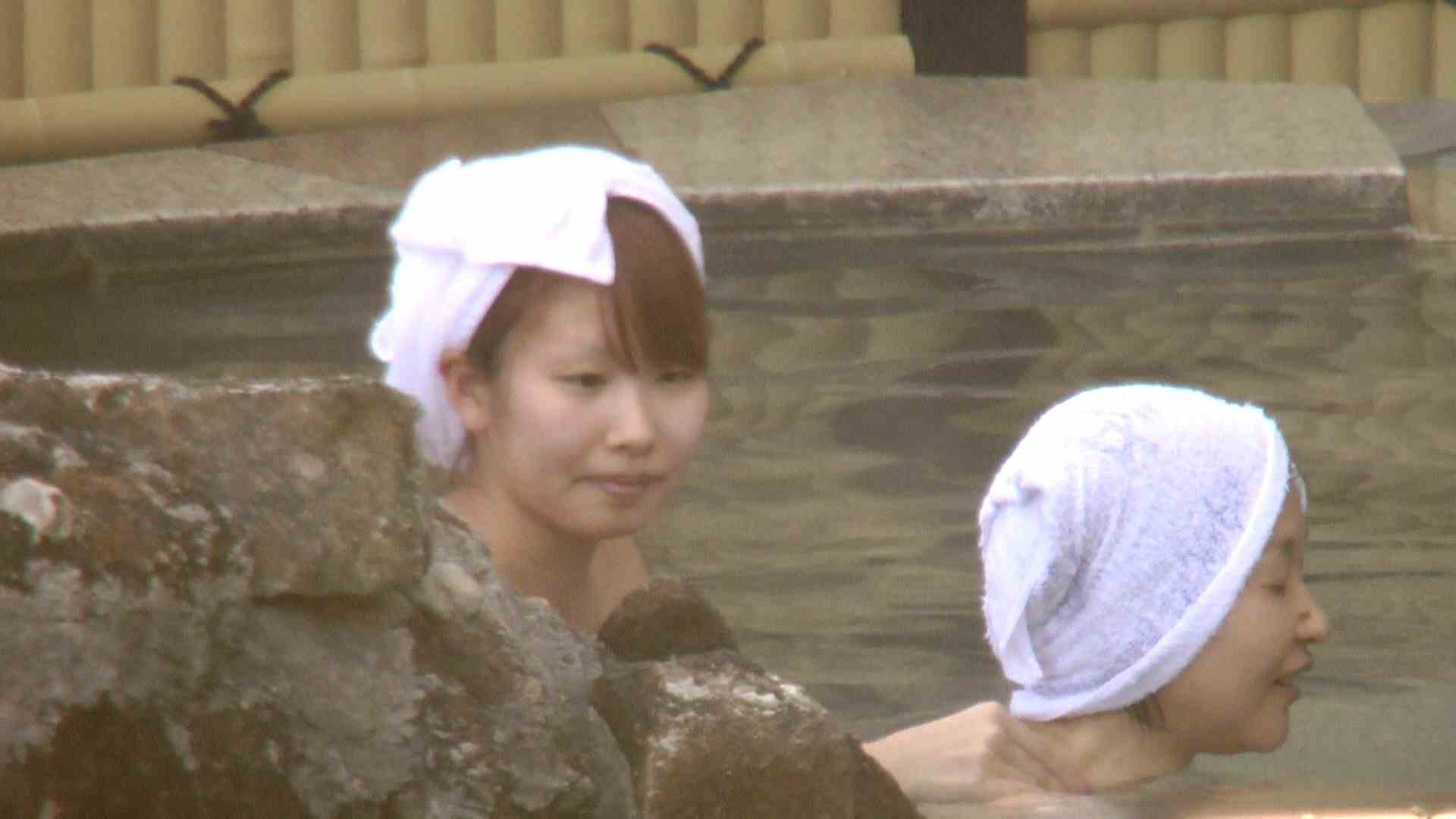 Aquaな露天風呂Vol.210 OL女体  49連発 48