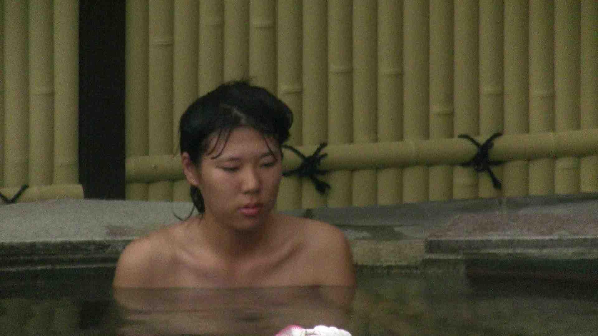 Aquaな露天風呂Vol.215 露天 | OL女体  74連発 16