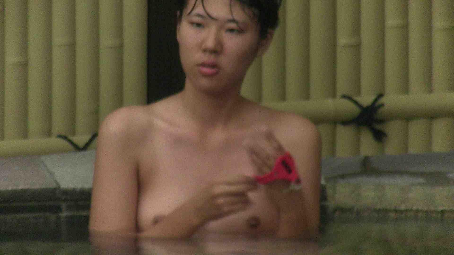 Aquaな露天風呂Vol.215 露天  74連発 60