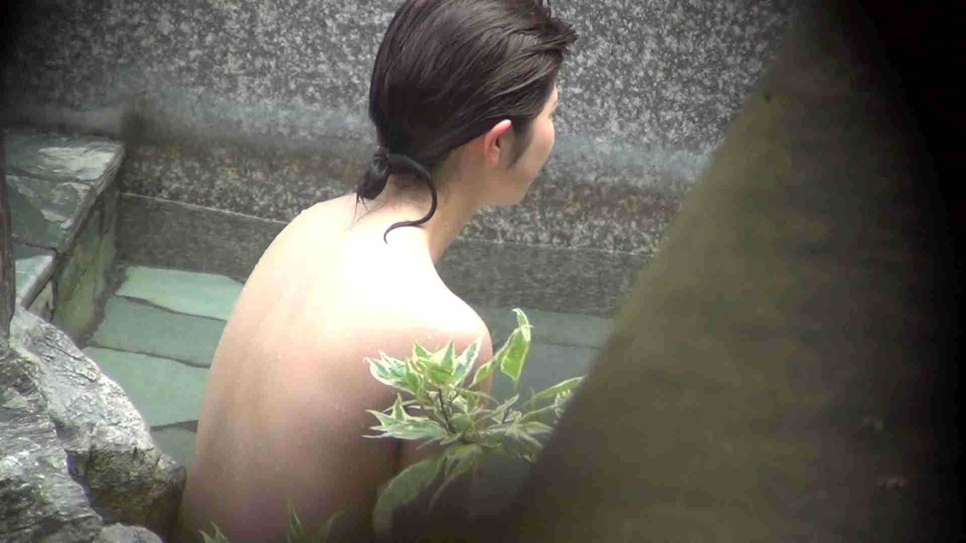 Aquaな露天風呂Vol.262 OL女体 | 露天  55連発 46