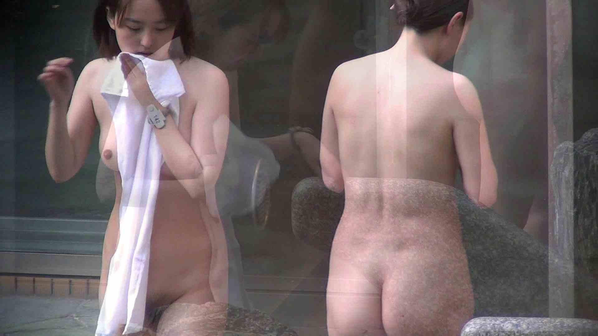 Aquaな露天風呂Vol.297 露天 隠し撮りおまんこ動画流出 91連発 23