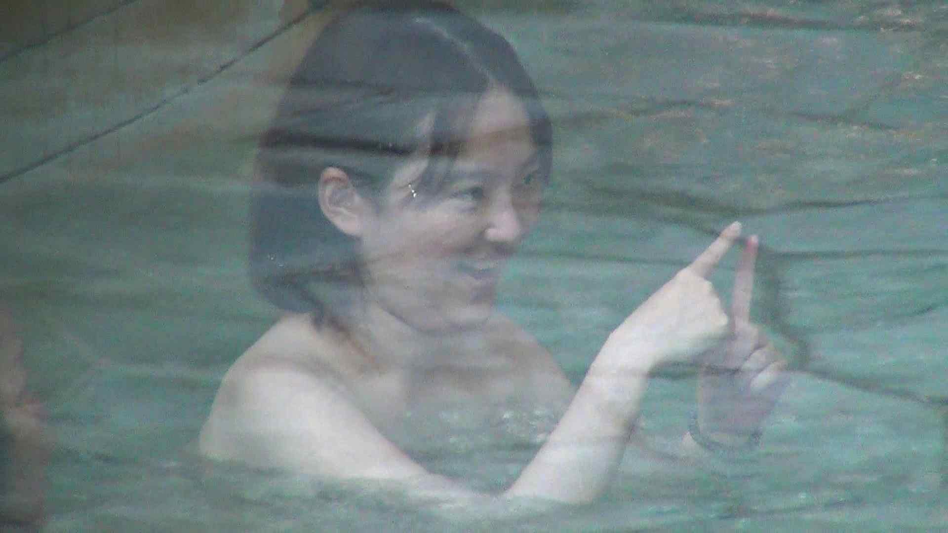 Aquaな露天風呂Vol.297 女体盗撮  91連発 78