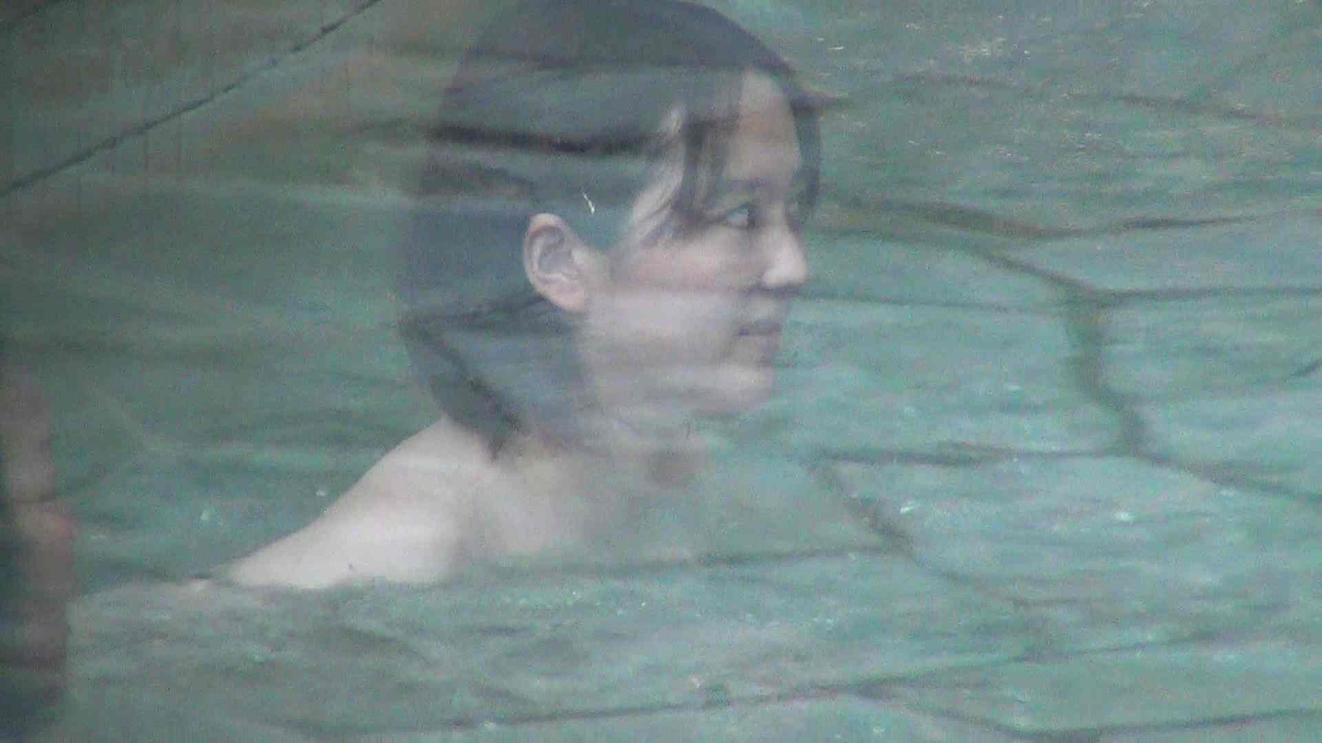 Aquaな露天風呂Vol.297 女体盗撮  91連発 84