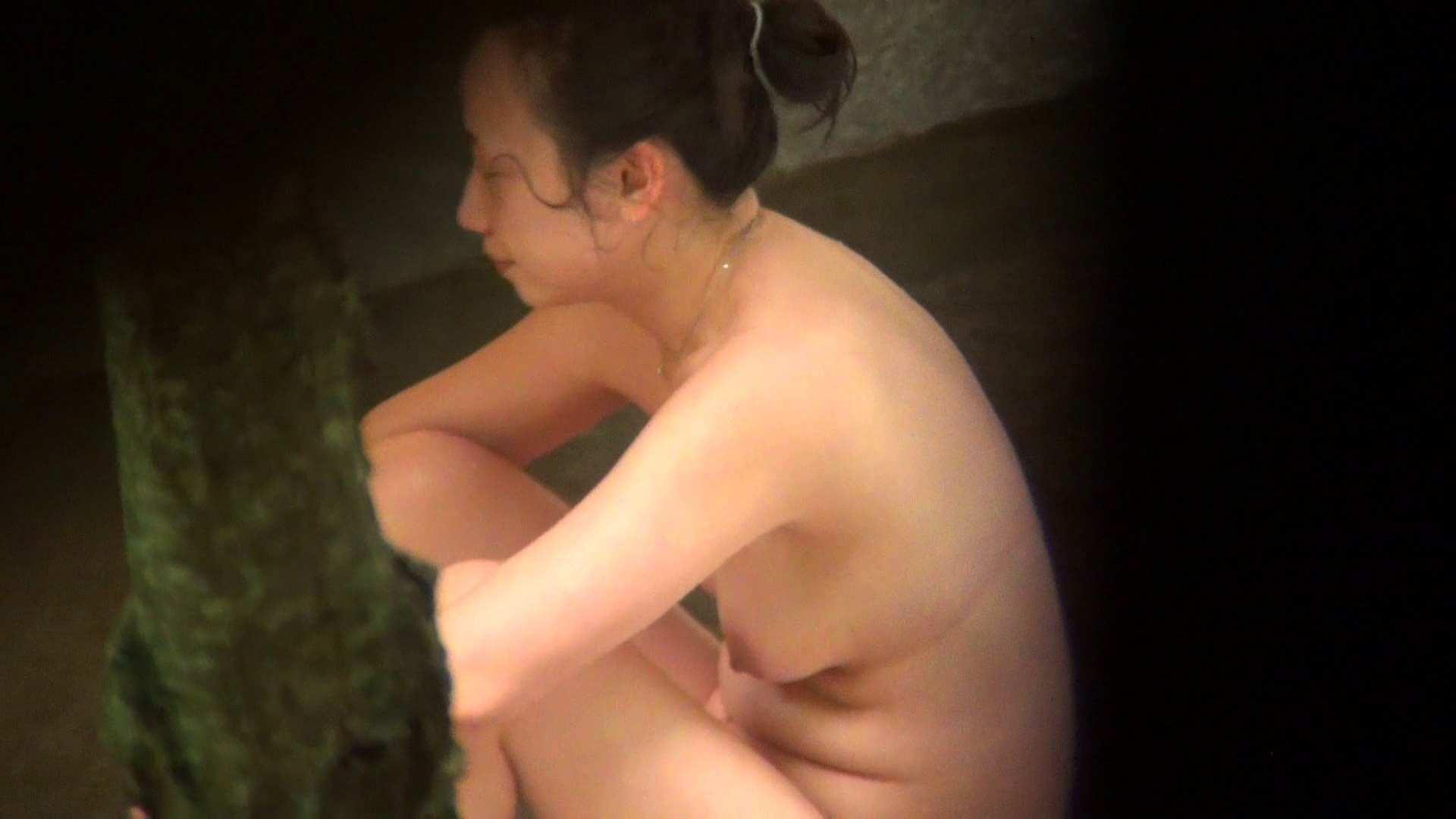 Aquaな露天風呂Vol.310 OL女体  56連発 48