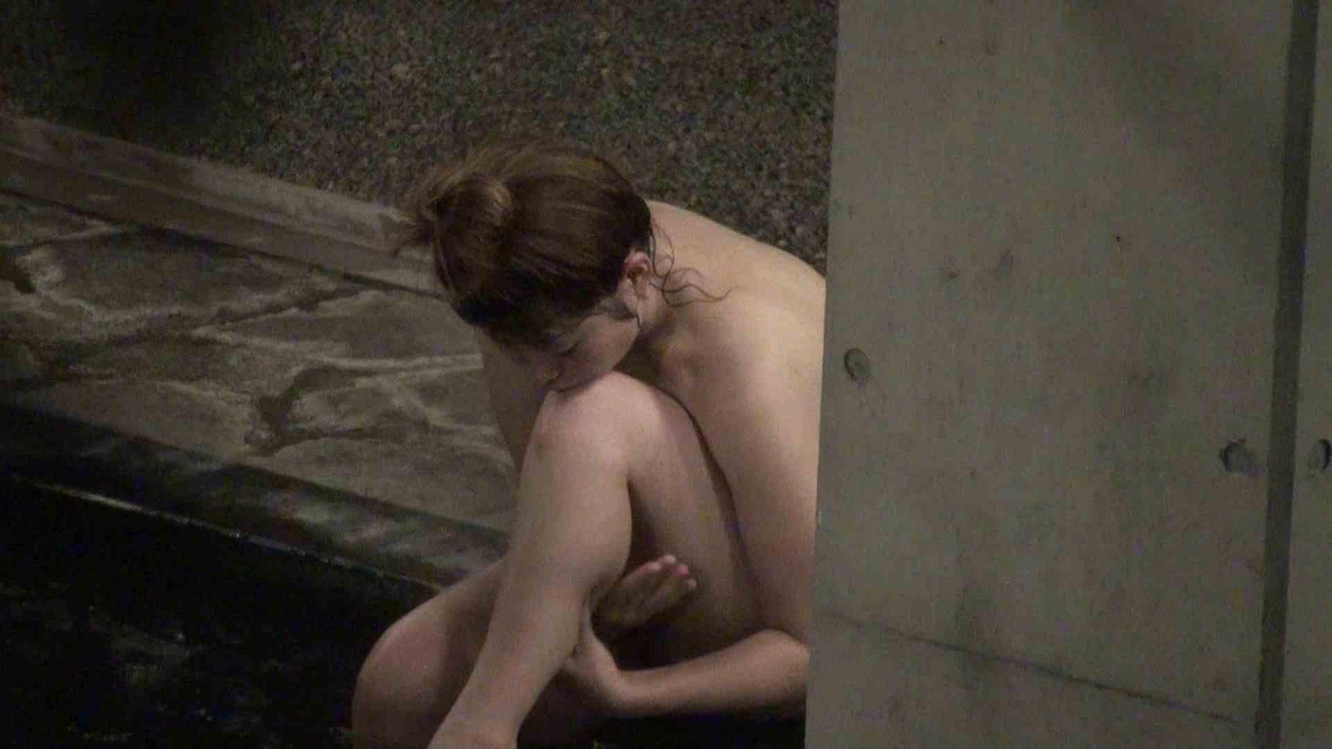 Aquaな露天風呂Vol.321 女体盗撮  56連発 54