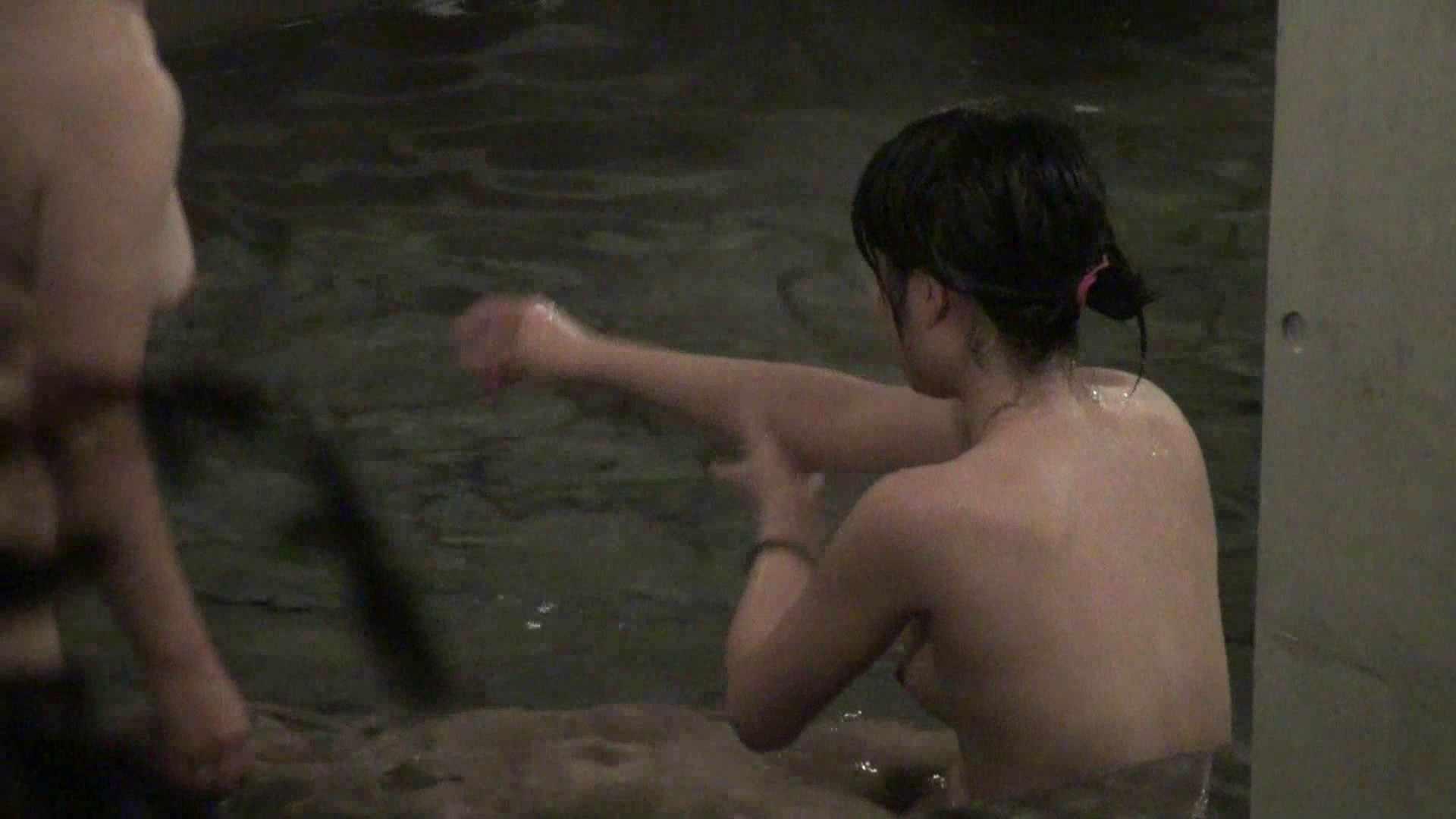 Aquaな露天風呂Vol.343 露天  91連発 9