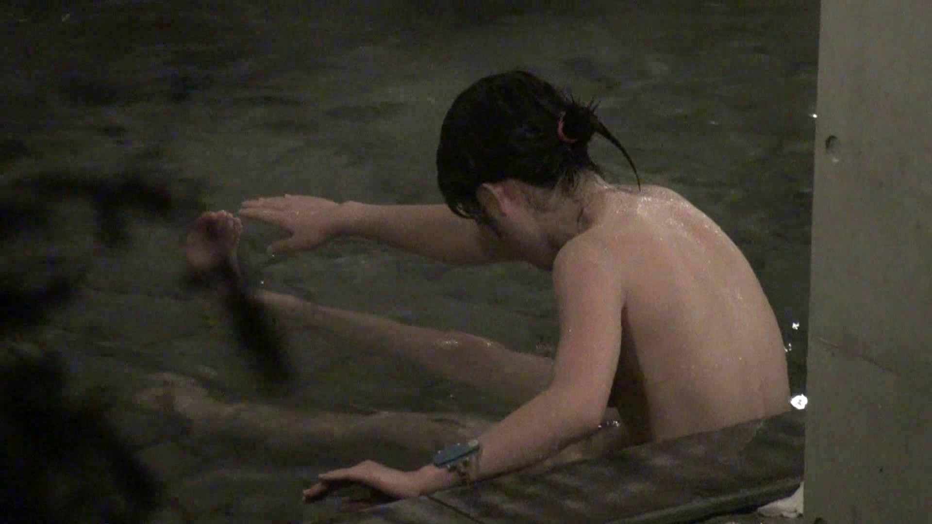 Aquaな露天風呂Vol.343 露天  91連発 12