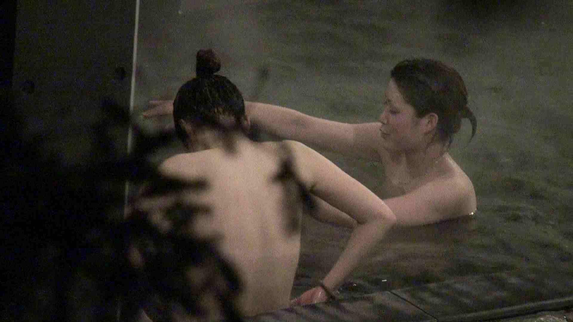 Aquaな露天風呂Vol.365 OL女体  72連発 9